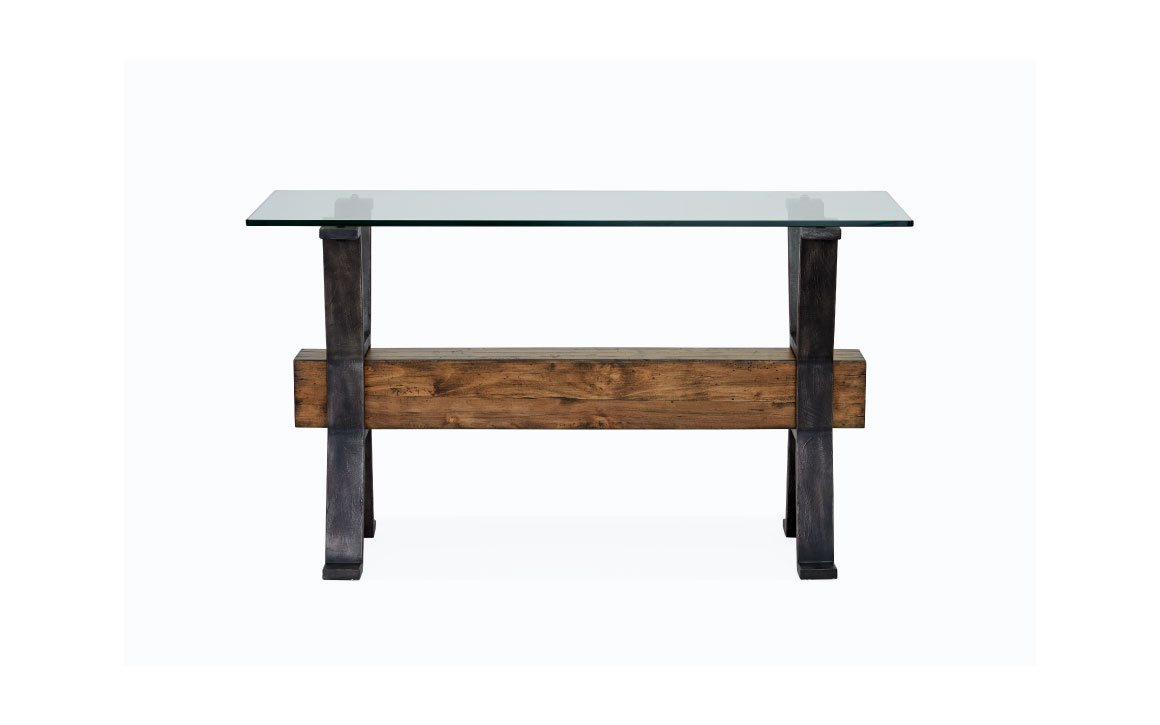 Best And Newest Sawyer Industrial Reclaimed Rectangular Cocktail Tables Intended For Sawyer Sofa Table – Chervin Furniture & Design (View 4 of 20)