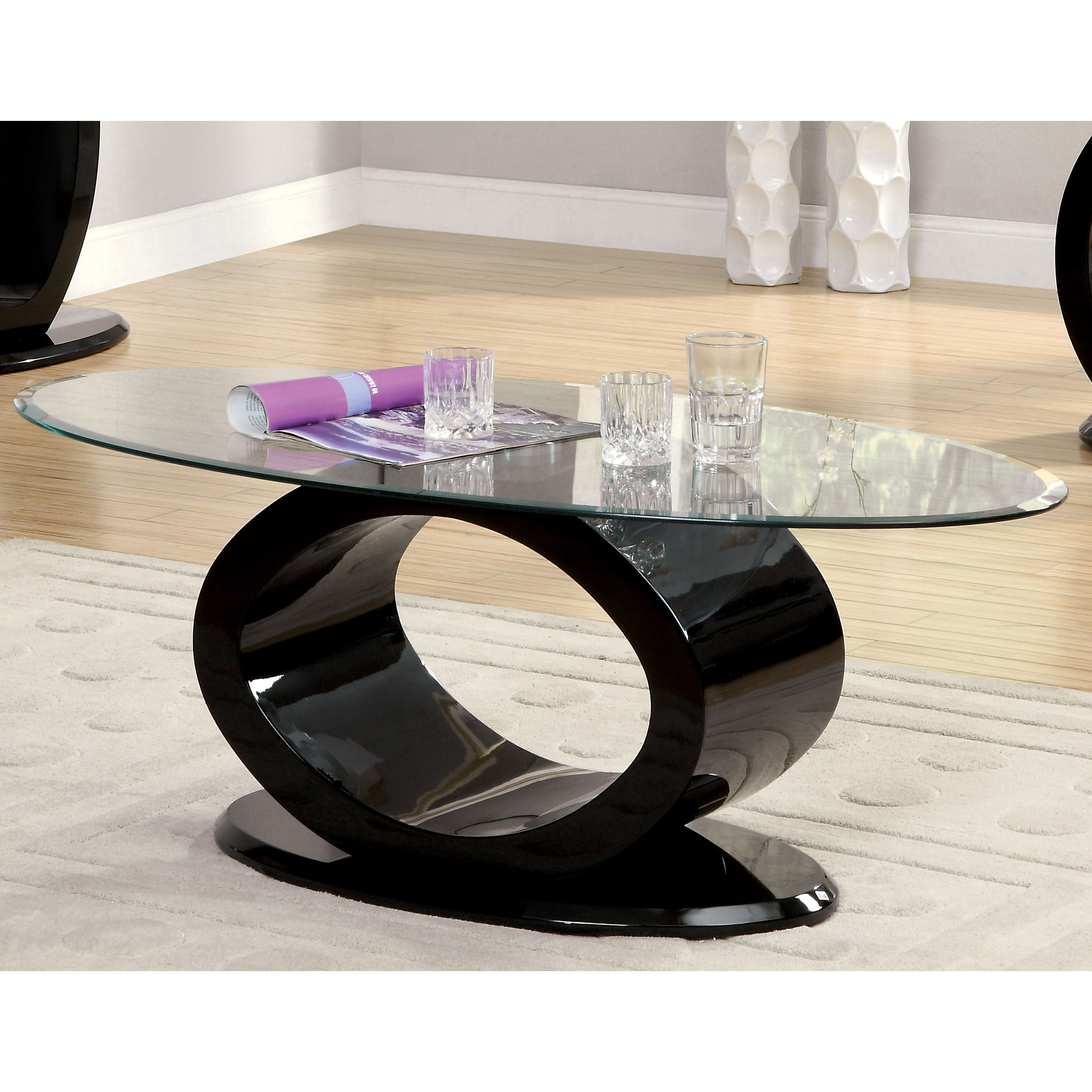 Featured Photo of Strick & Bolton Totte O Shaped Coffee Tables