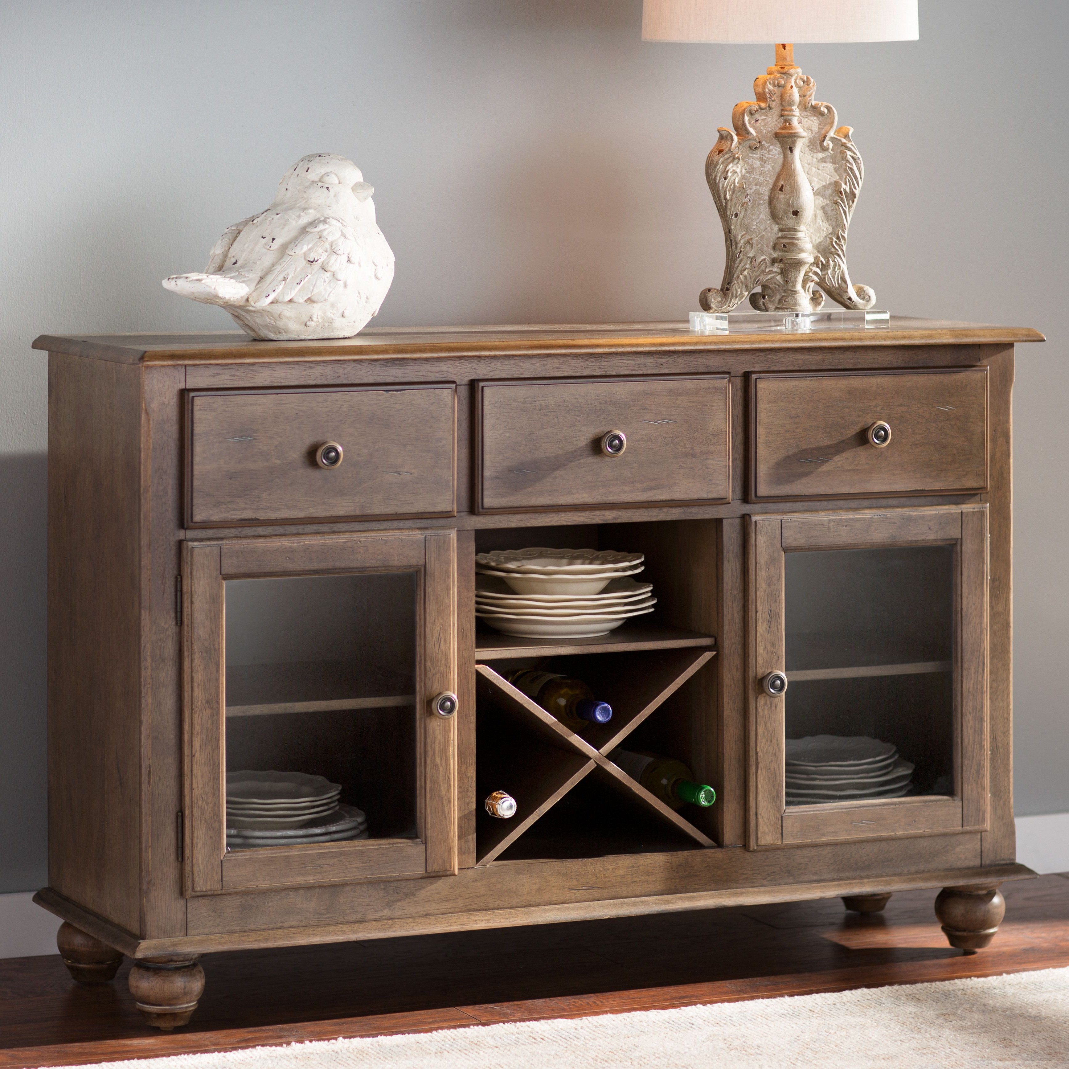 Birch Lane™ Heritage Perez Sideboard | Furniture & Pieces Intended For Colborne Sideboards (View 3 of 20)