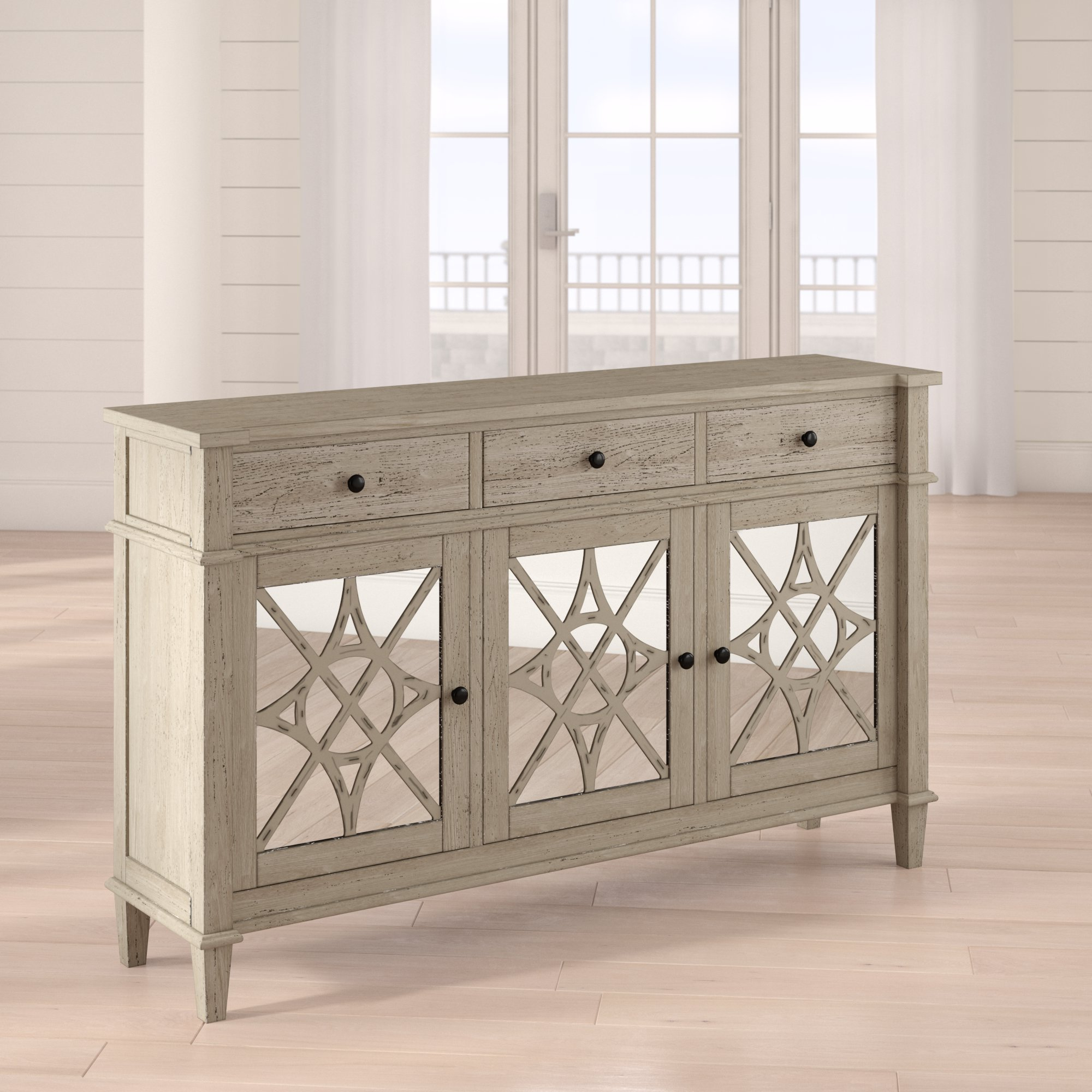 Birch Sideboard / Credenza Sideboards & Buffets You'll Love Within Tavant Sideboards (View 12 of 20)