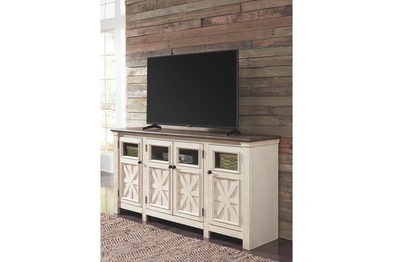 """Bolanburg 74"""" Tv Stand 