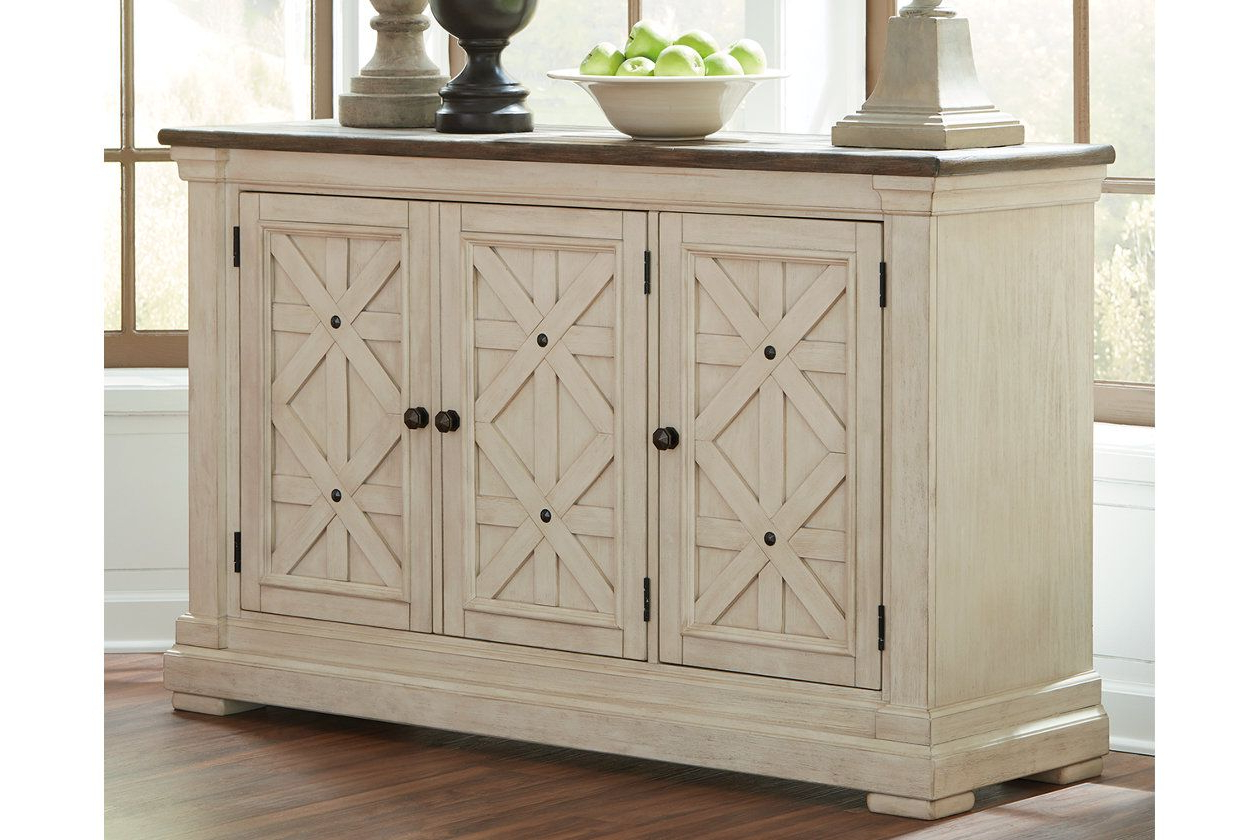 Bolanburg Dining Room Server | Decorating | Dining Room With Payton Serving Sideboards (View 1 of 20)