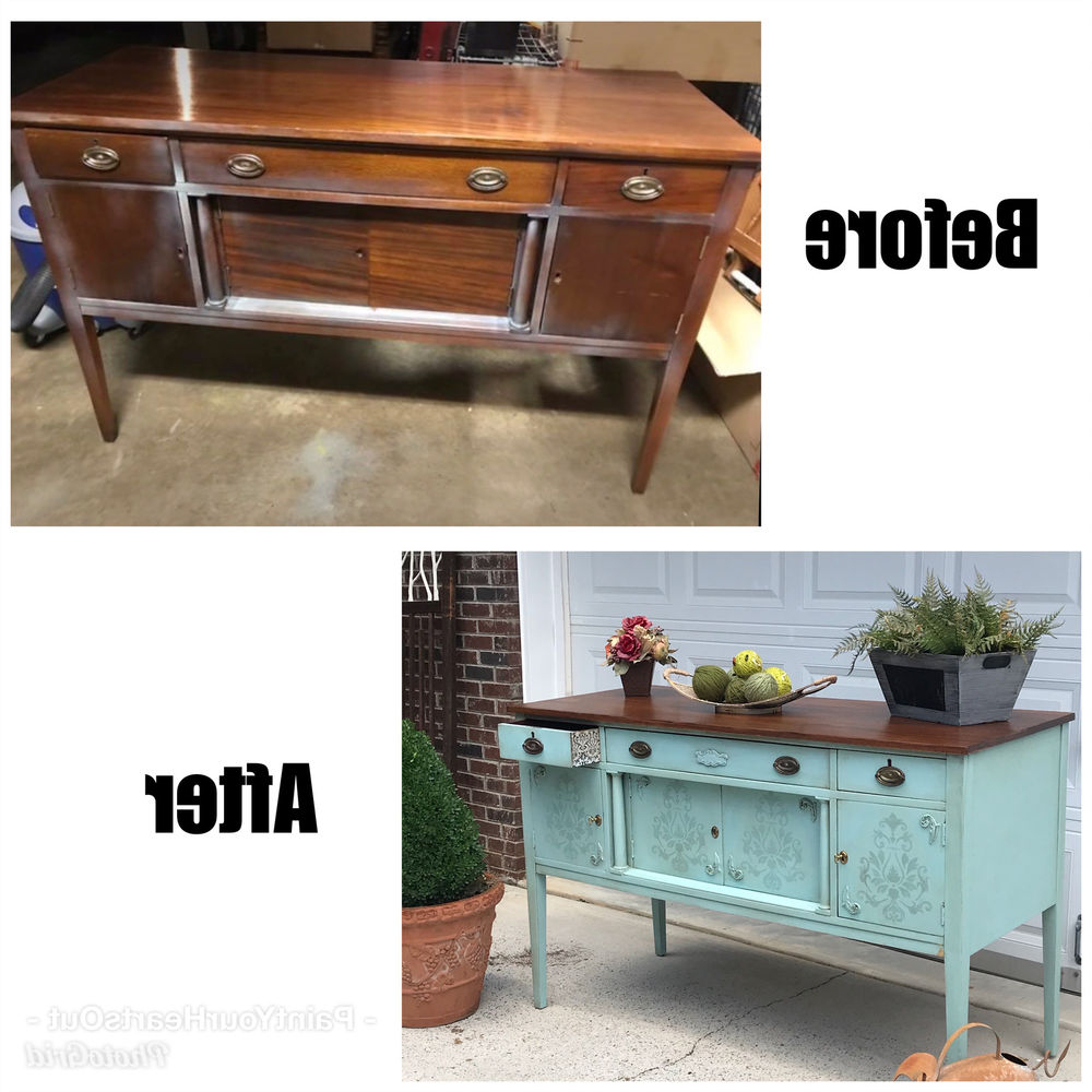 Buffet For Sale! For Filkins Sideboards (View 2 of 20)