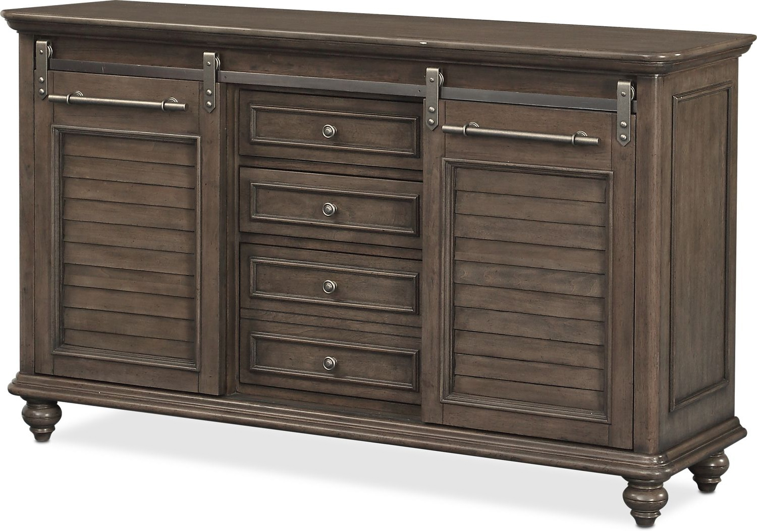 Buffet & Sideboard Cabinets | American Signature Pertaining To Kratz Sideboards (View 3 of 20)