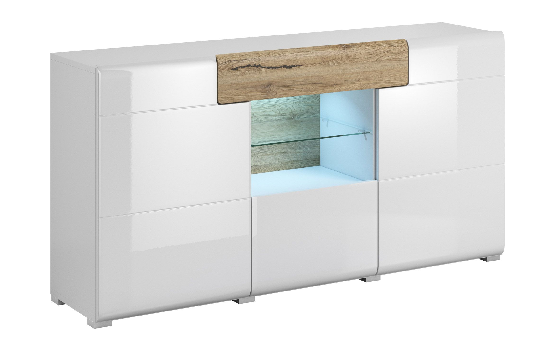 Buffet Toledo Typ26 – Commode Haute In 2019 | Commodes Intended For Cher Sideboards (View 9 of 20)