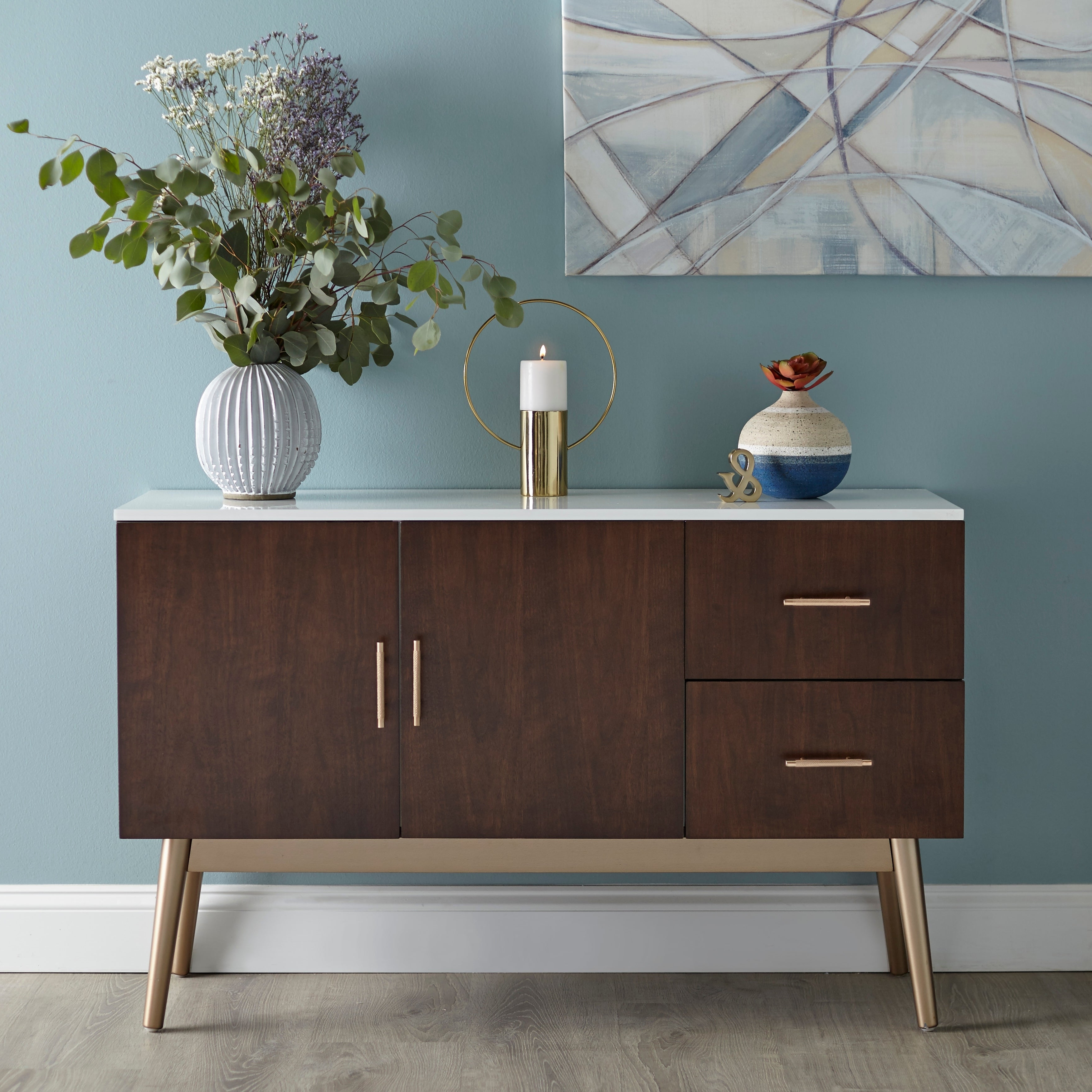 Buy Buffets, Sideboards & China Cabinets Online At Overstock With Regard To Rosson Sideboards (View 3 of 20)