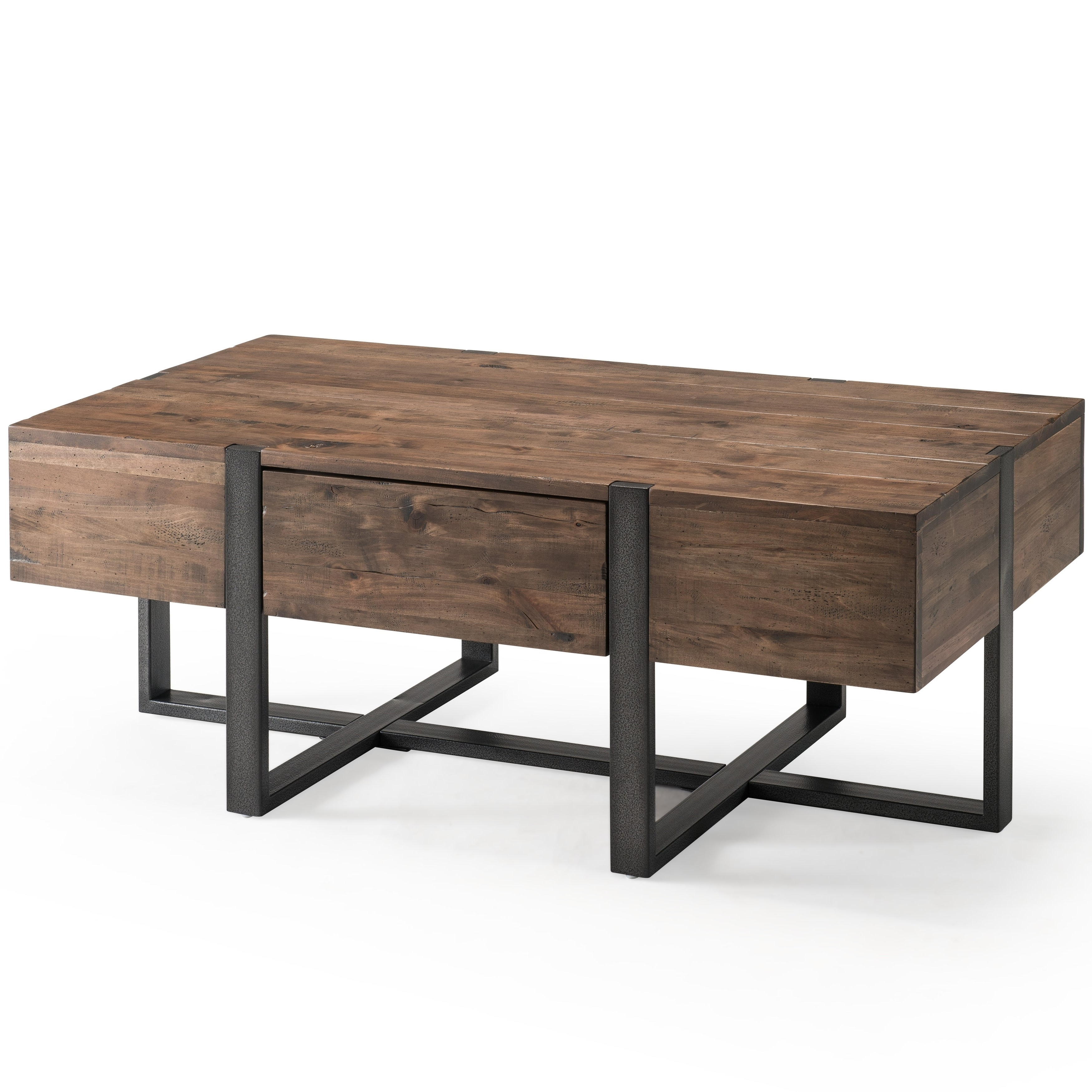 Buy Reclaimed Wood, Coffee Tables Online At Overstock (View 3 of 20)