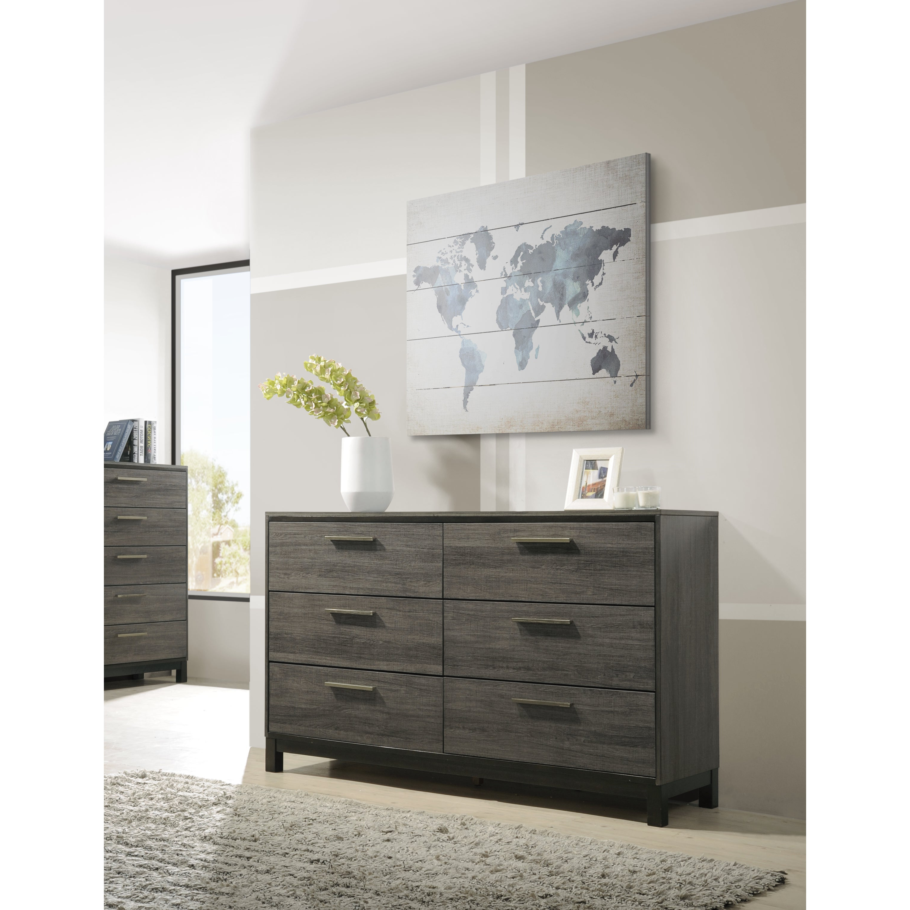 Buy Size 9 Drawer Dressers & Chests Online At Overstock With Jessenia Sideboards (View 2 of 20)