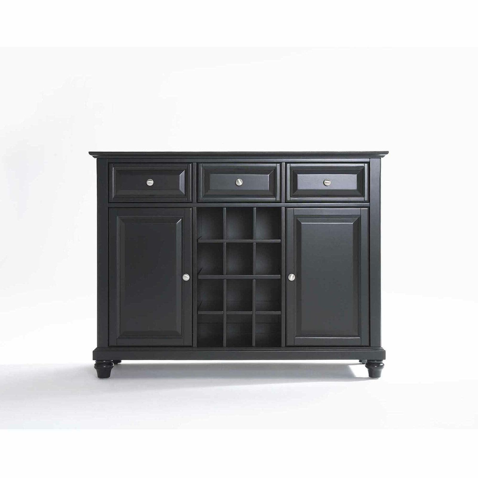 Cambridge Buffet Server / Sideboard Cabinet With Wine Storage Inside Cher Sideboards (View 15 of 20)