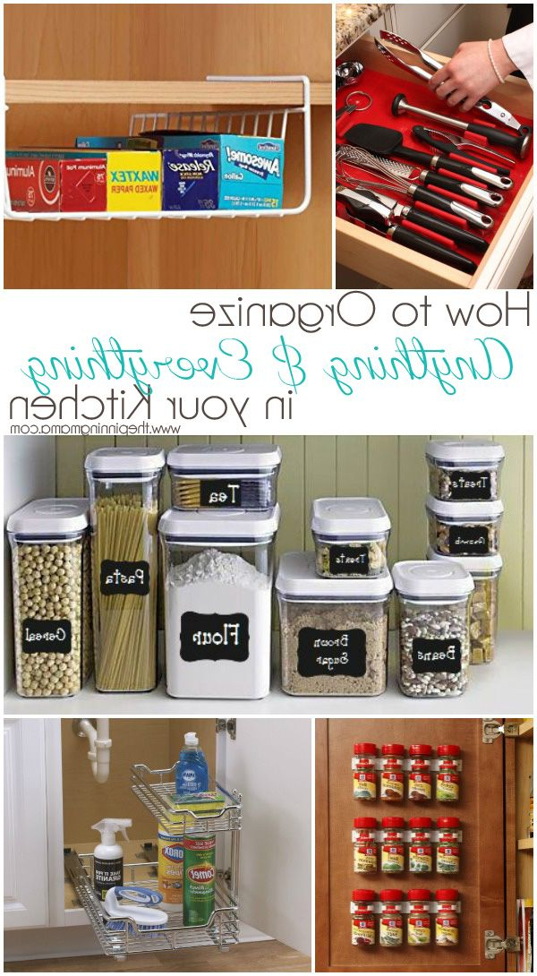 Camila Kitchen Pantry Pertaining To Most Popular Pincamila Figueiredo On House Stuff (View 6 of 20)