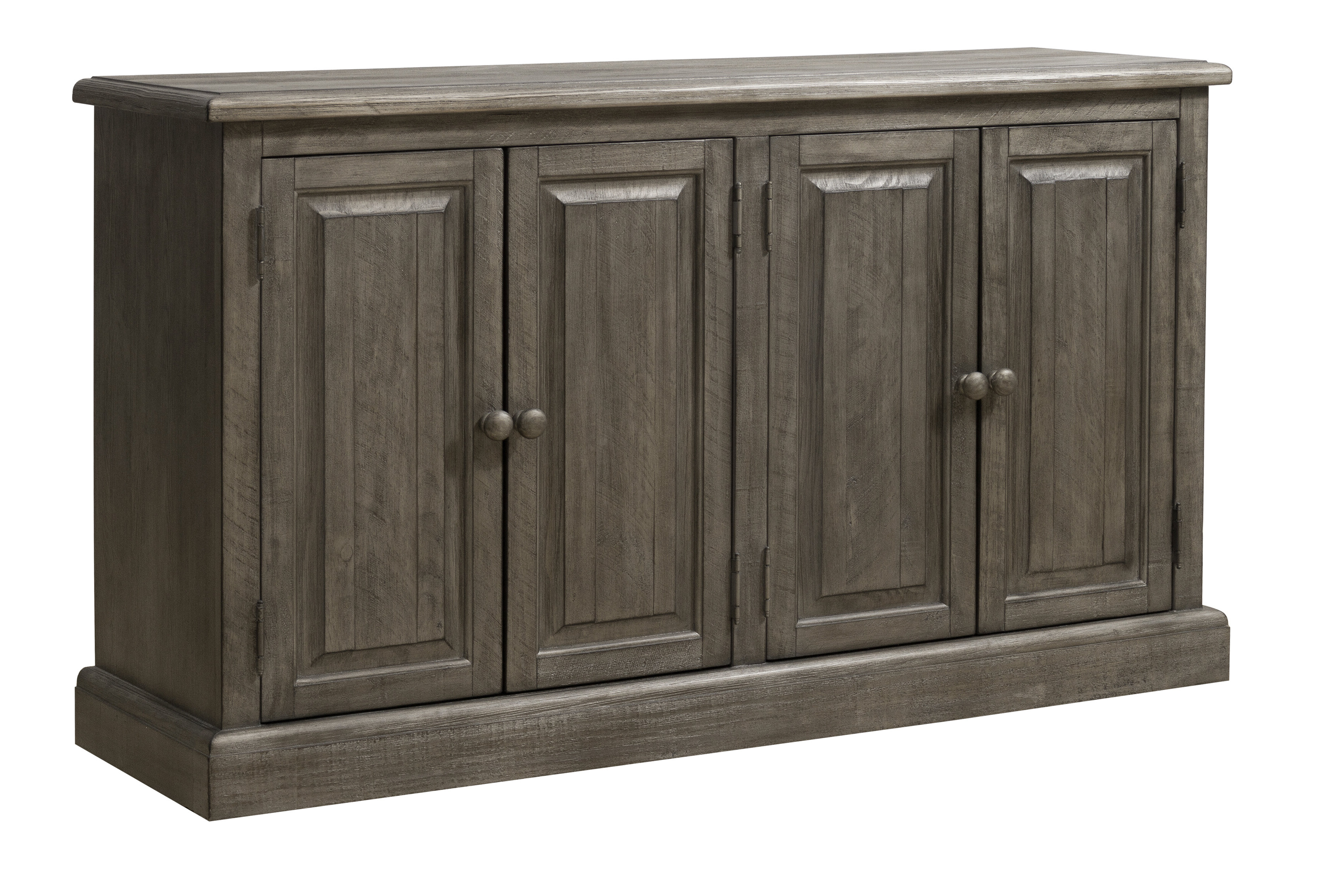 Canalou Classic 4 Door Sideboard Within Saguenay Sideboards (View 10 of 20)