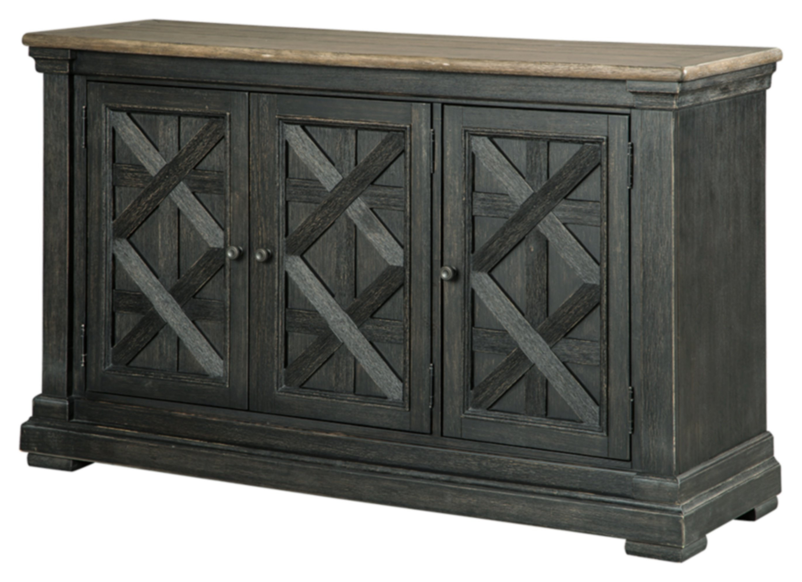 Canora Grey Ventanas Sideboard Pertaining To Massillon Sideboards (View 4 of 20)