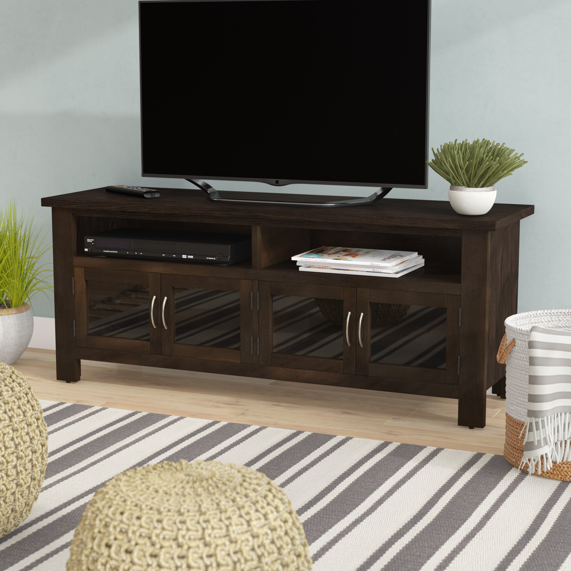 "Capirano Tv Stand For Tvs Up To 60"" Inside Ericka Tv Stands For Tvs Up To 42"" (View 3 of 20)"