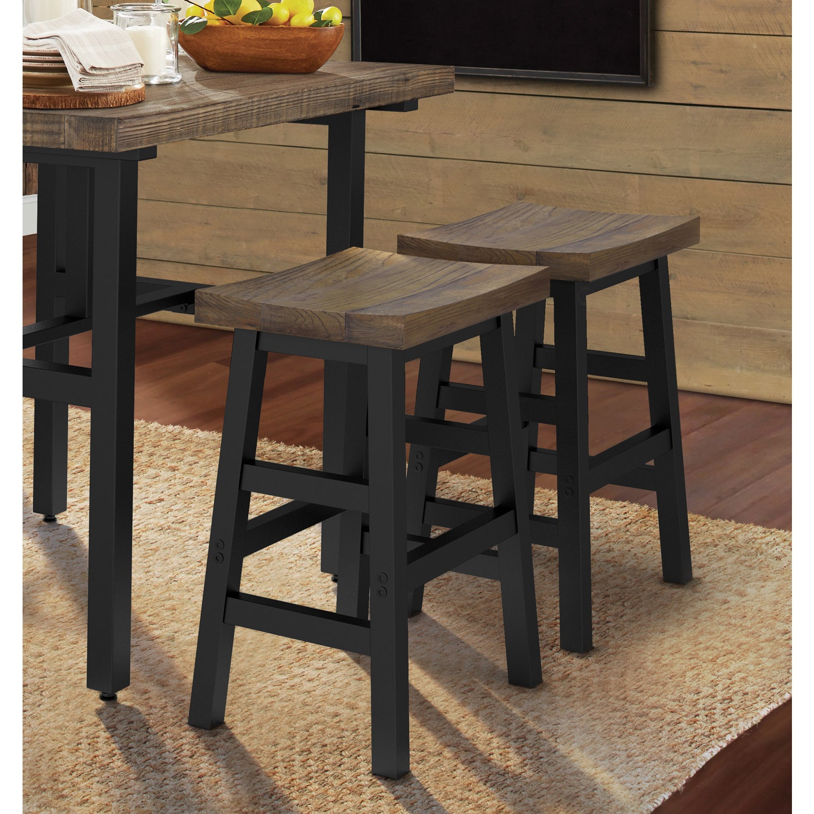 Carbon Loft Lawrence Reclaimed Wood And Metal Counter Stool Intended For Recent Carbon Loft Lawrence Metal And Reclaimed Wood Coffee Tables (View 4 of 20)