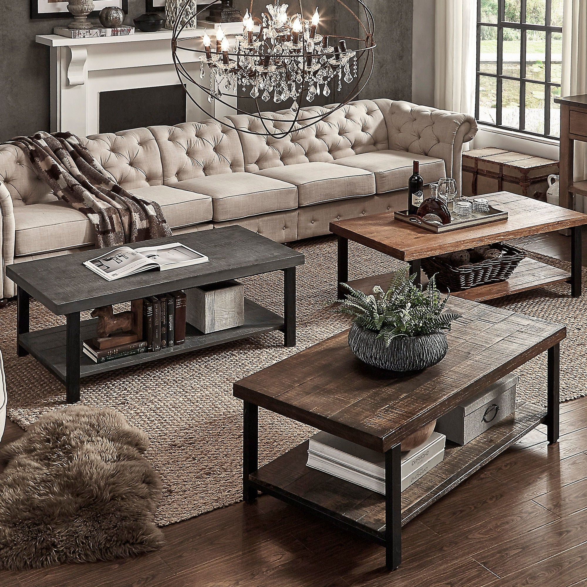 Carbon Loft Maxwell Reclaimed Rectangular Coffee Table Within 2019 Carbon Loft Lawrence Reclaimed Cube Coffee Tables (View 4 of 20)