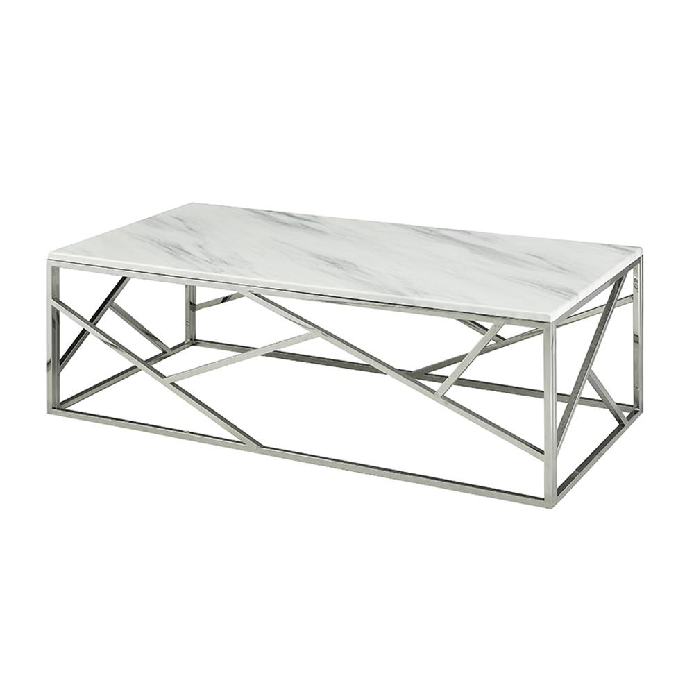 Carole Marble Coffee Table (View 4 of 20)