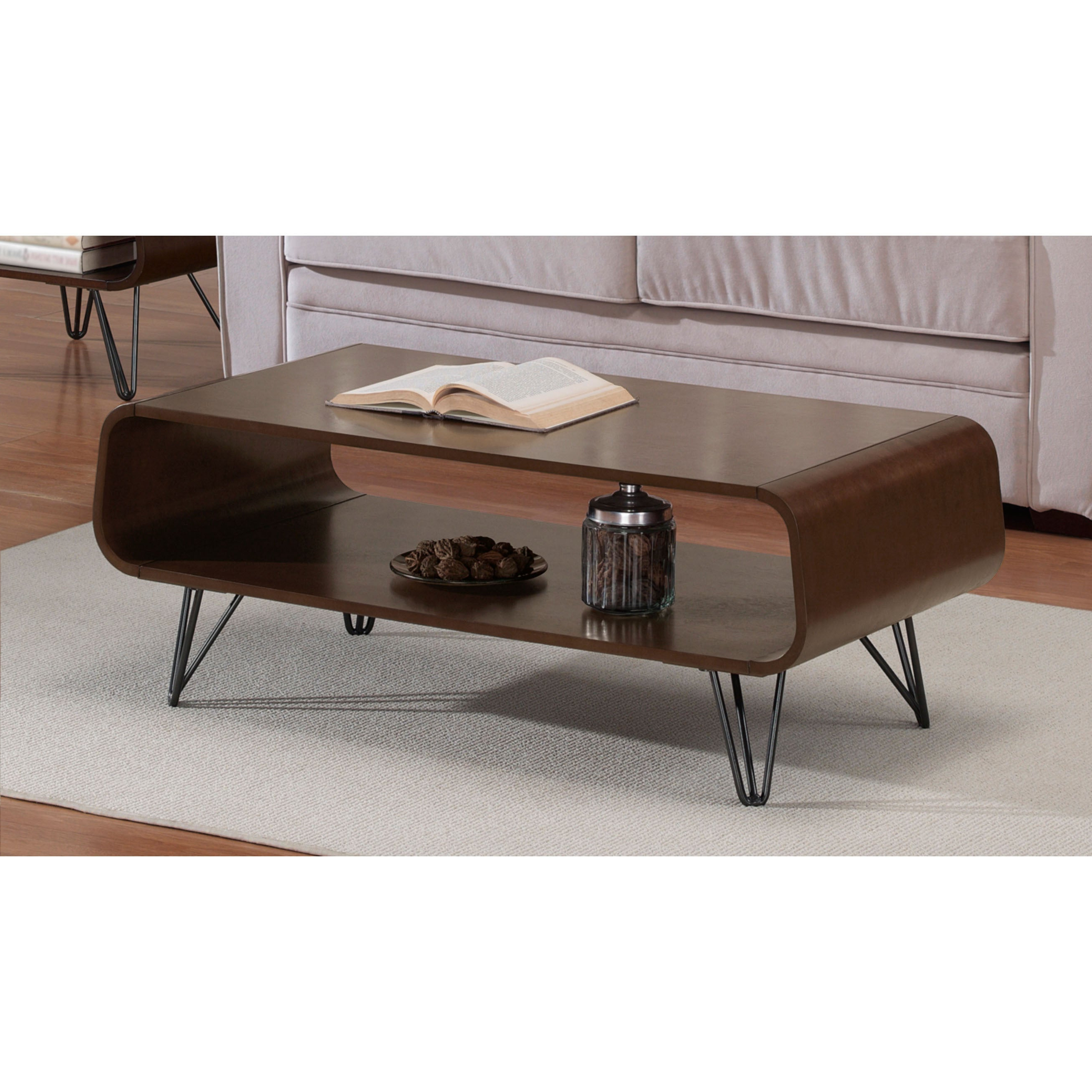 Featured Photo of Carson Carrington Astro Mid Century Coffee Tables