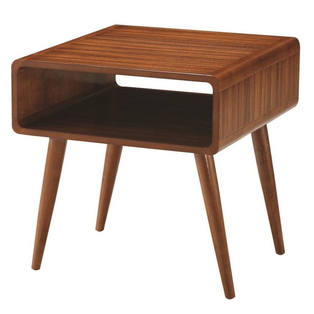 Carson Carrington Steinkjer End Table – Free Shipping Today Inside Widely Used Carson Carrington Astro Mid Century Coffee Tables (View 10 of 20)