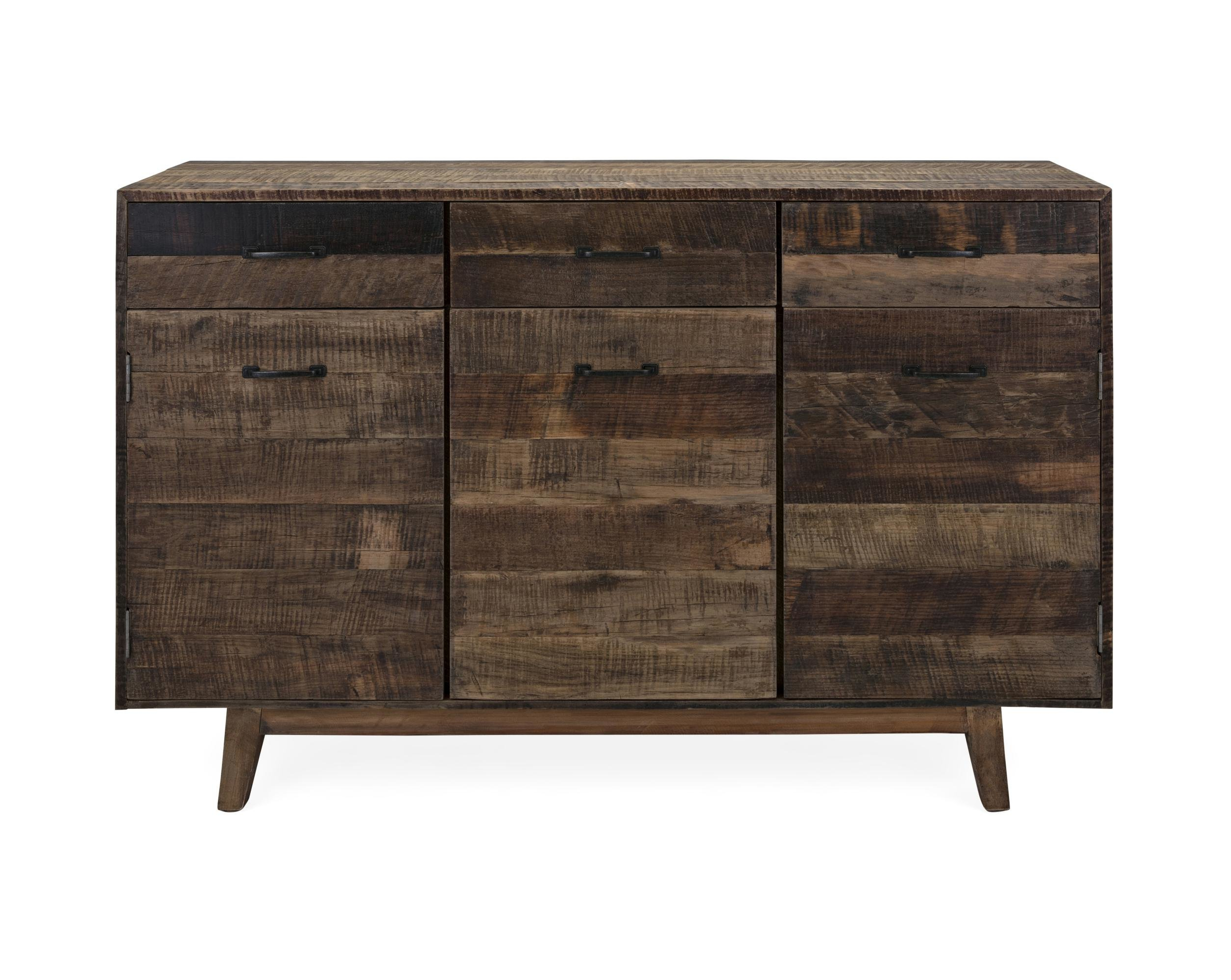 Carved Wood Buffet | Wayfair Intended For Arminta Wood Sideboards (View 3 of 20)