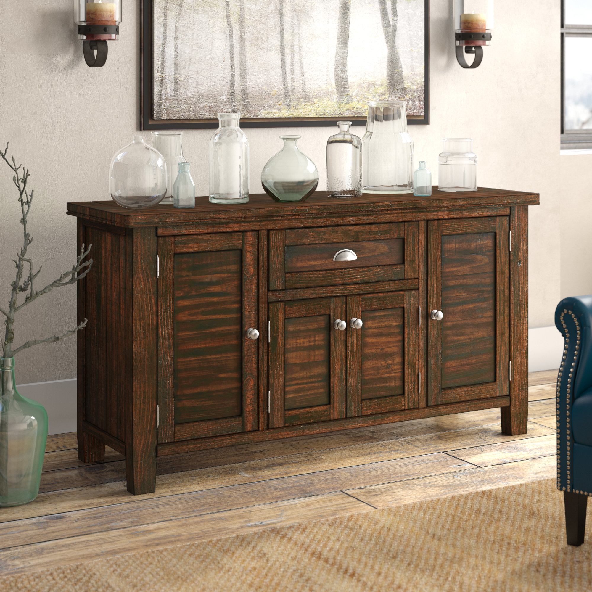 Chaffins Sideboard With Nashoba Sideboards (View 2 of 20)