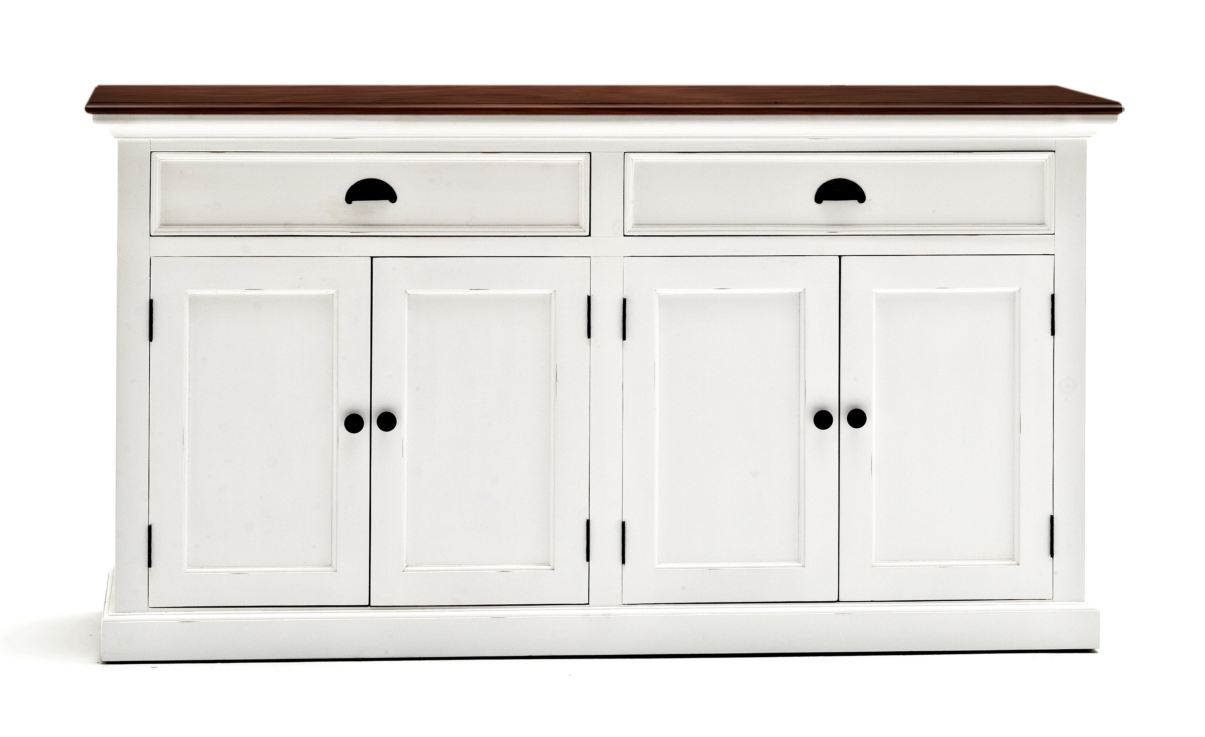 Chancy Buffet 4 Door 2 Drawer Sideboard Pertaining To Sideboards By Wildon Home (View 3 of 20)