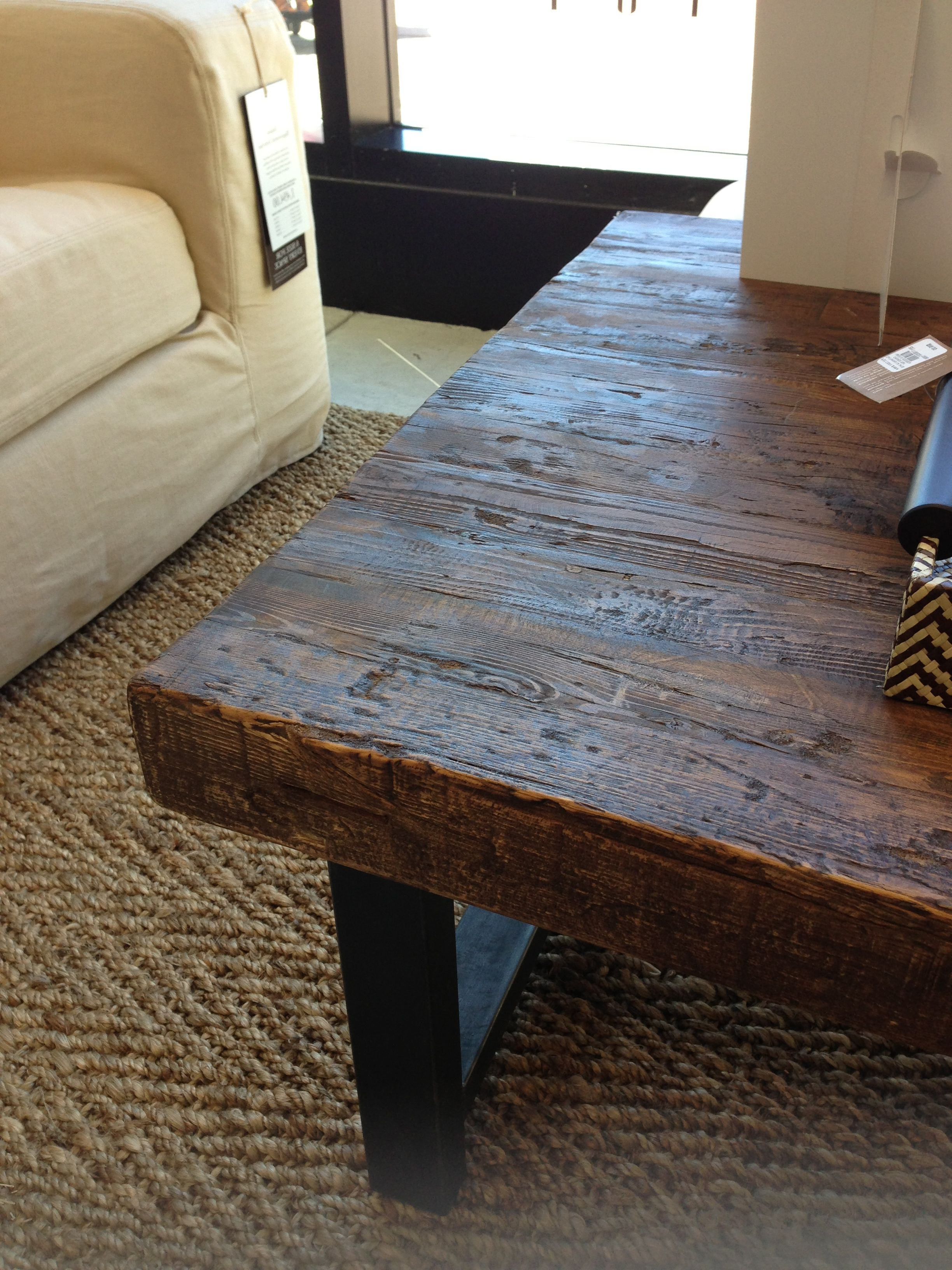 Charleston Living Room Throughout Newest Carbon Loft Lawrence Reclaimed Wood 42 Inch Coffee Tables (View 8 of 20)