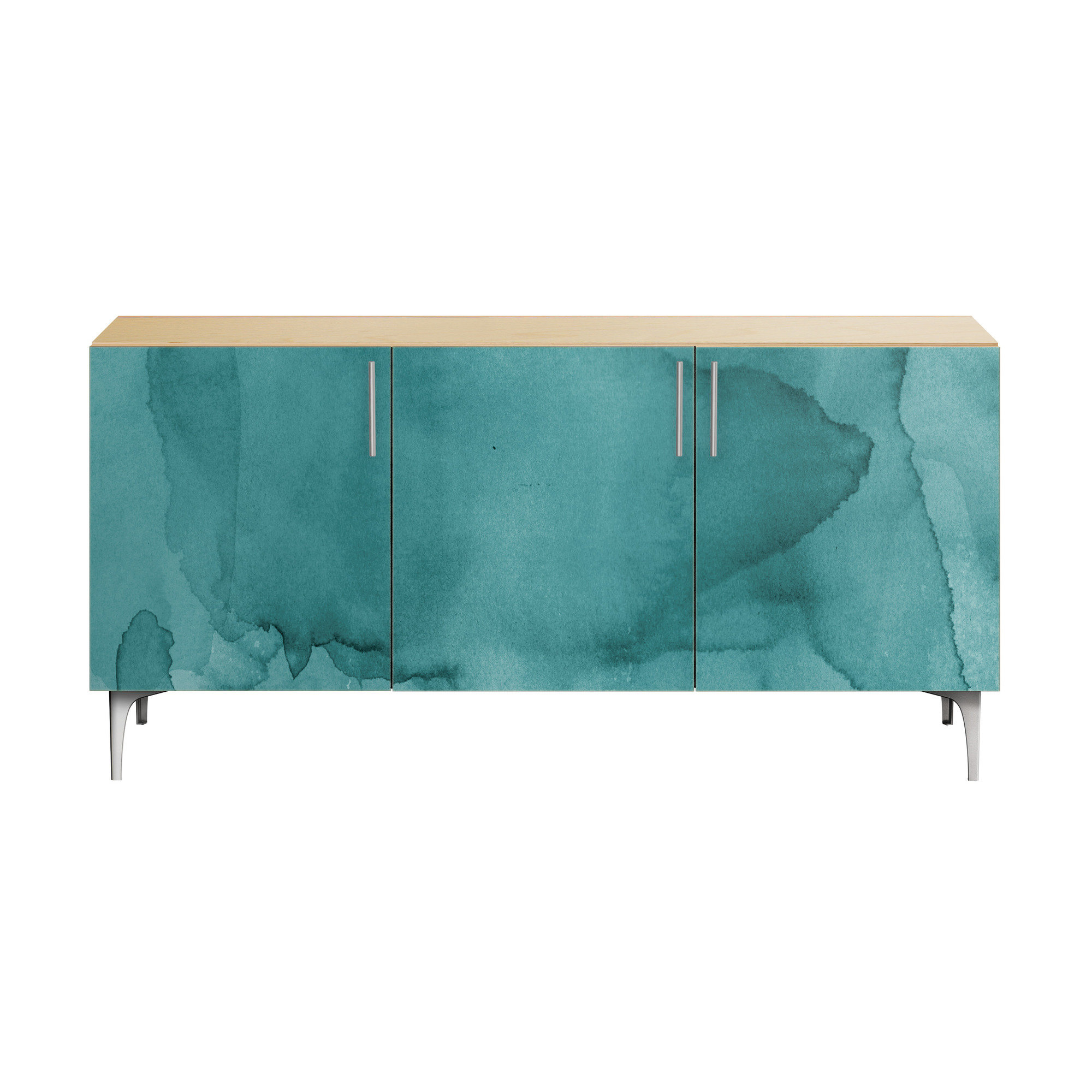 Chrome Sideboards & Buffets You'll Love In 2019 | Wayfair Intended For Clifton Sideboards (View 14 of 20)