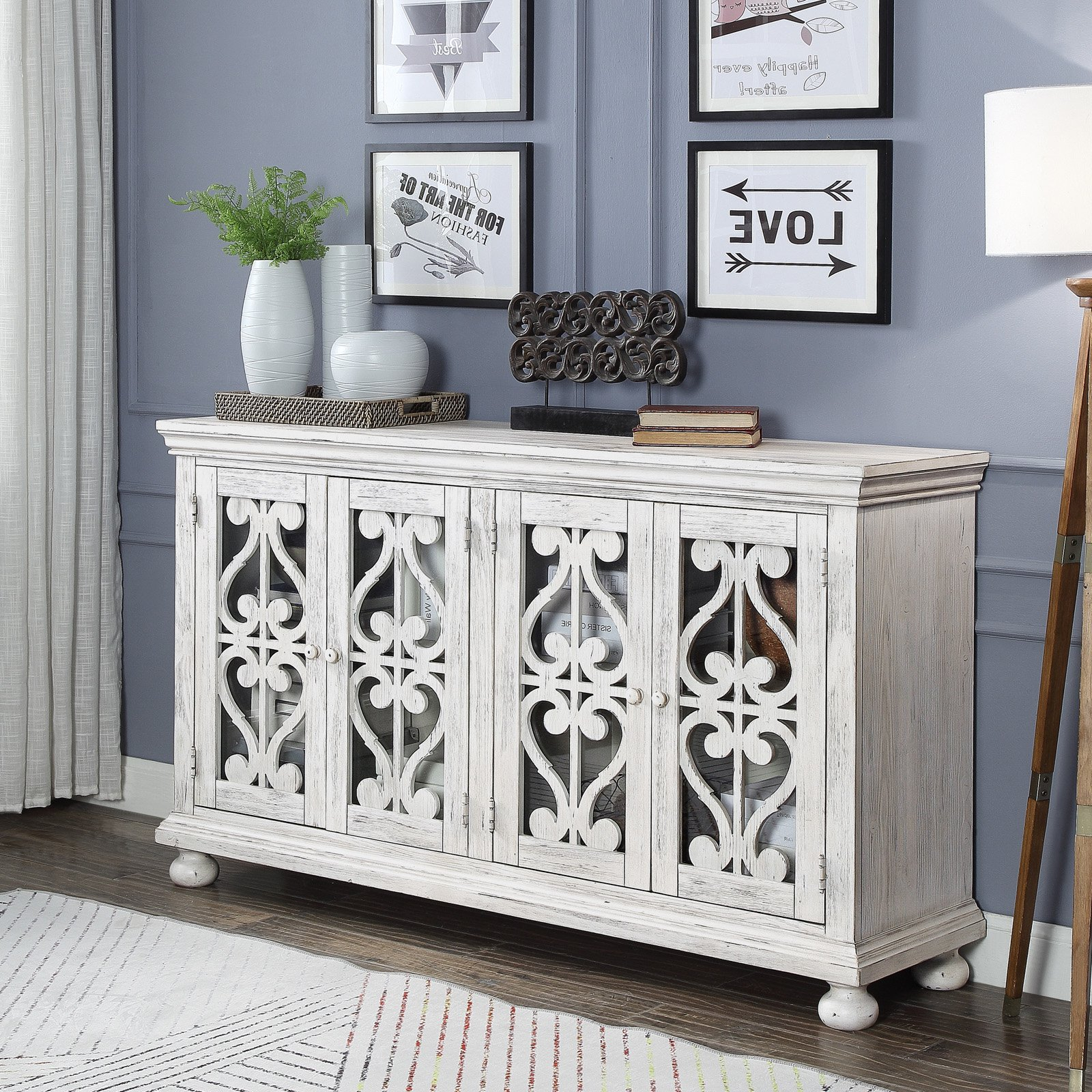 Coast To Coast Orchard Park Media Credenza | Products In Within Elyza Credenzas (View 11 of 20)