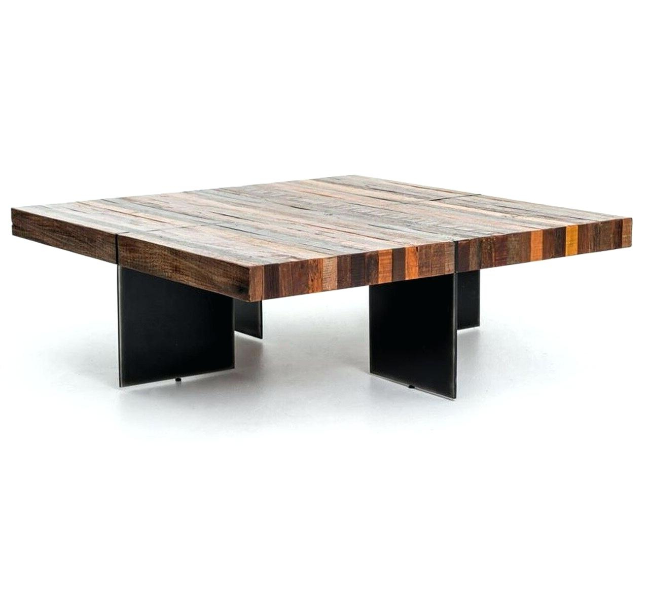 Coffee Tables Square – Evonneesses (View 3 of 20)