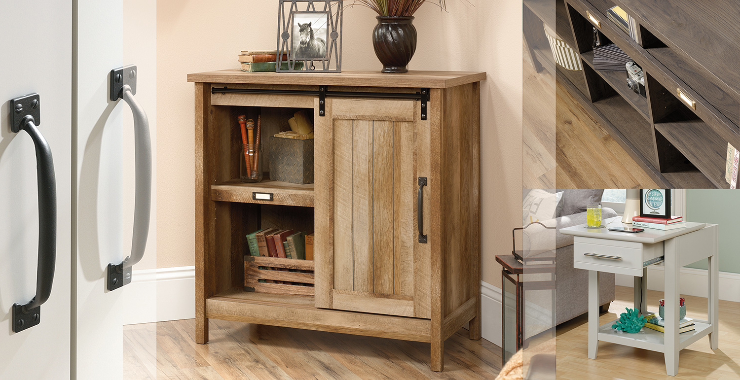 Collection List Page] – Sauder Woodworking With Metro Sideboards (View 2 of 20)