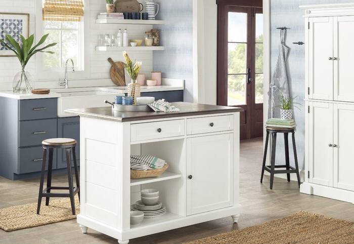 """Collette 72"""" Kitchen Pantry With Well Liked Collette Kitchen Pantry (View 13 of 20)"""