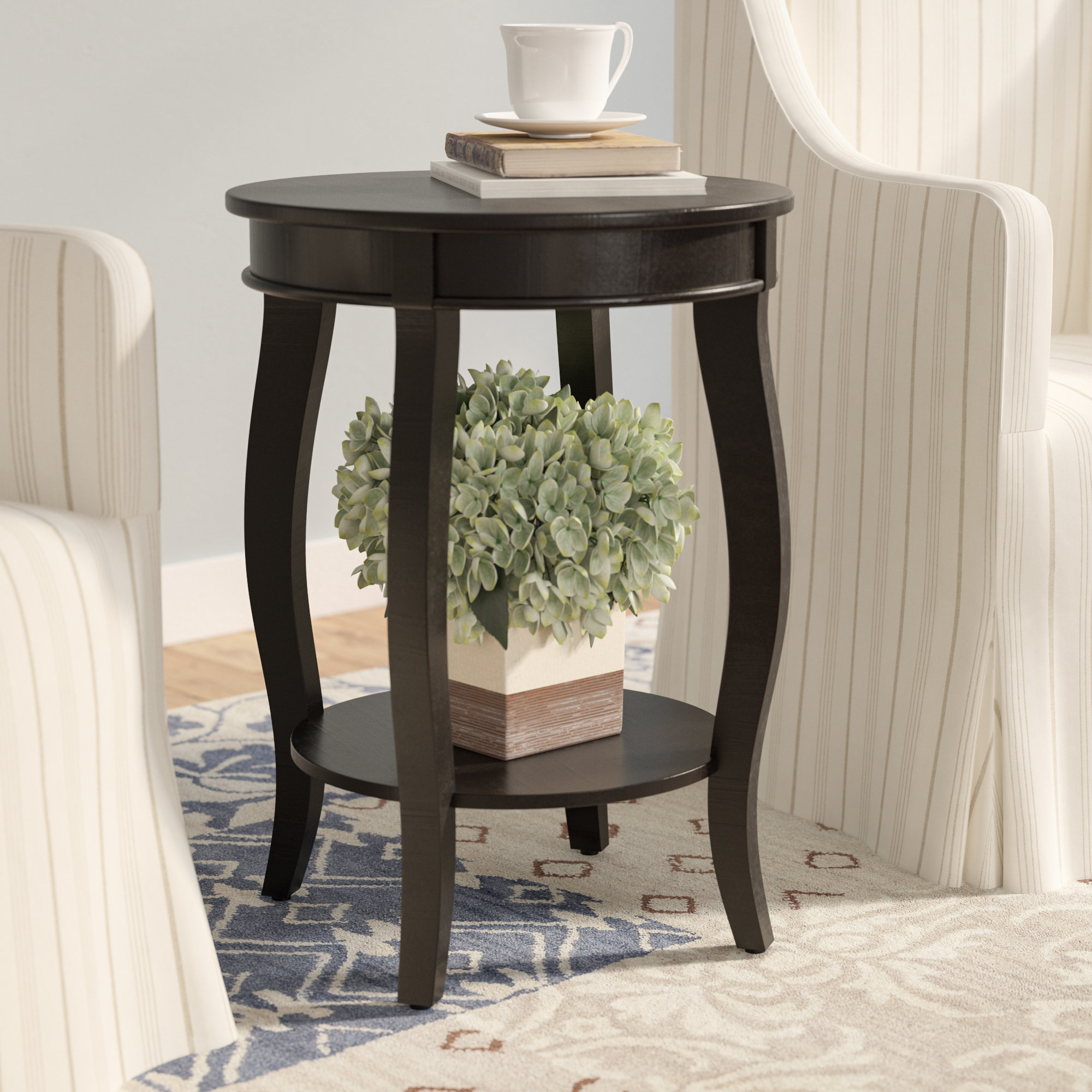 Copper Grove End Table (View 14 of 20)