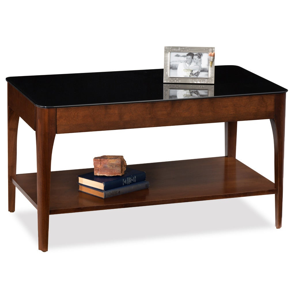 Featured Photo of Copper Grove Obsidian Black Tempered Glass Apartment Coffee Tables