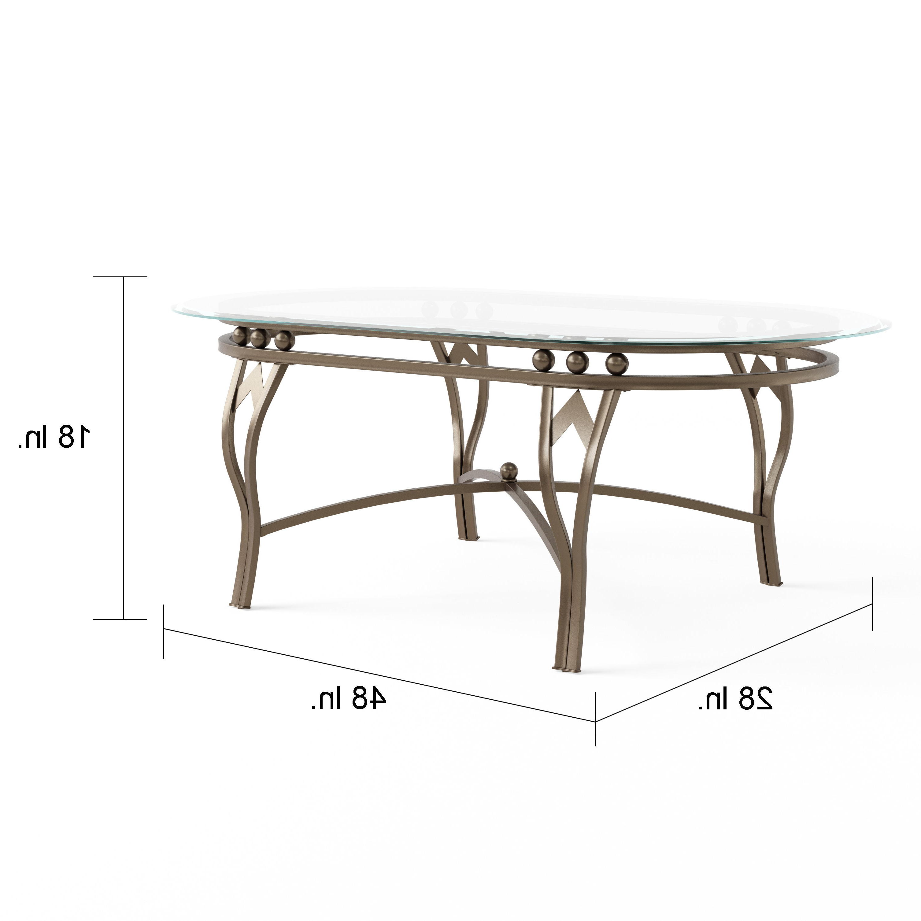 Copper Grove Woodend Glass Top Oval Coffee Table For Latest Copper Grove Woodend Glass Top Oval Coffee Tables (View 3 of 20)