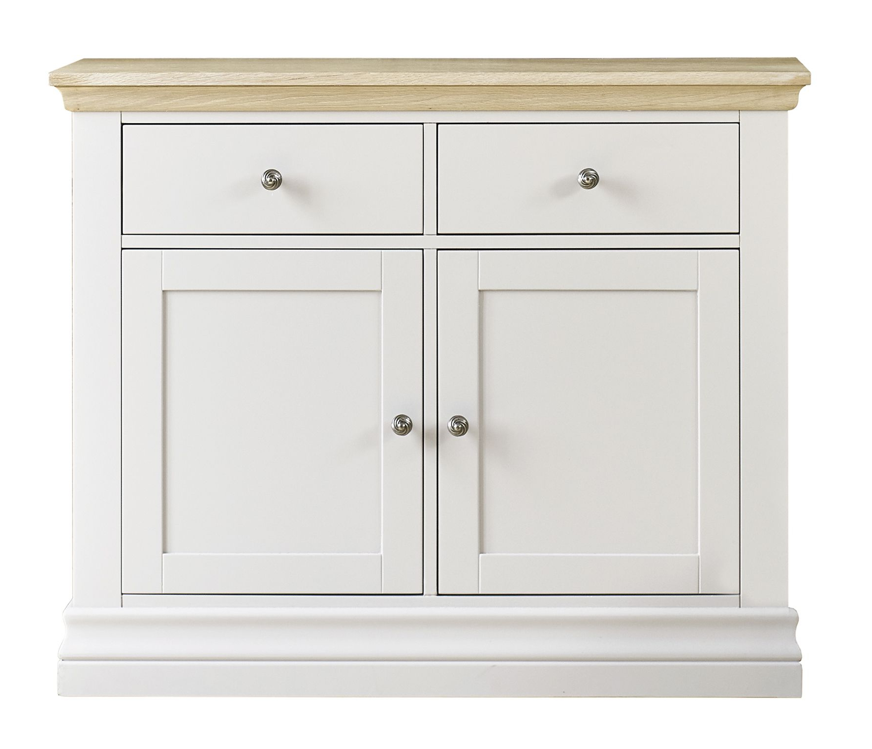 Corndell Annecy Small Sideboard Hand Painted In A Clean With Regard To Annecy Sideboards (View 13 of 20)