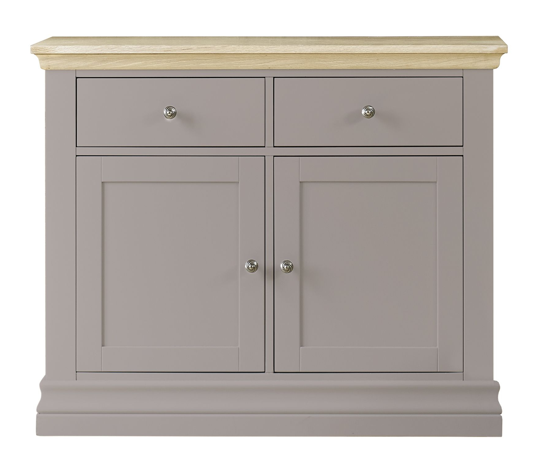 Corndell Annecy Small Sideboard Hand Painted In Fawn A Rich In Annecy Sideboards (View 7 of 20)