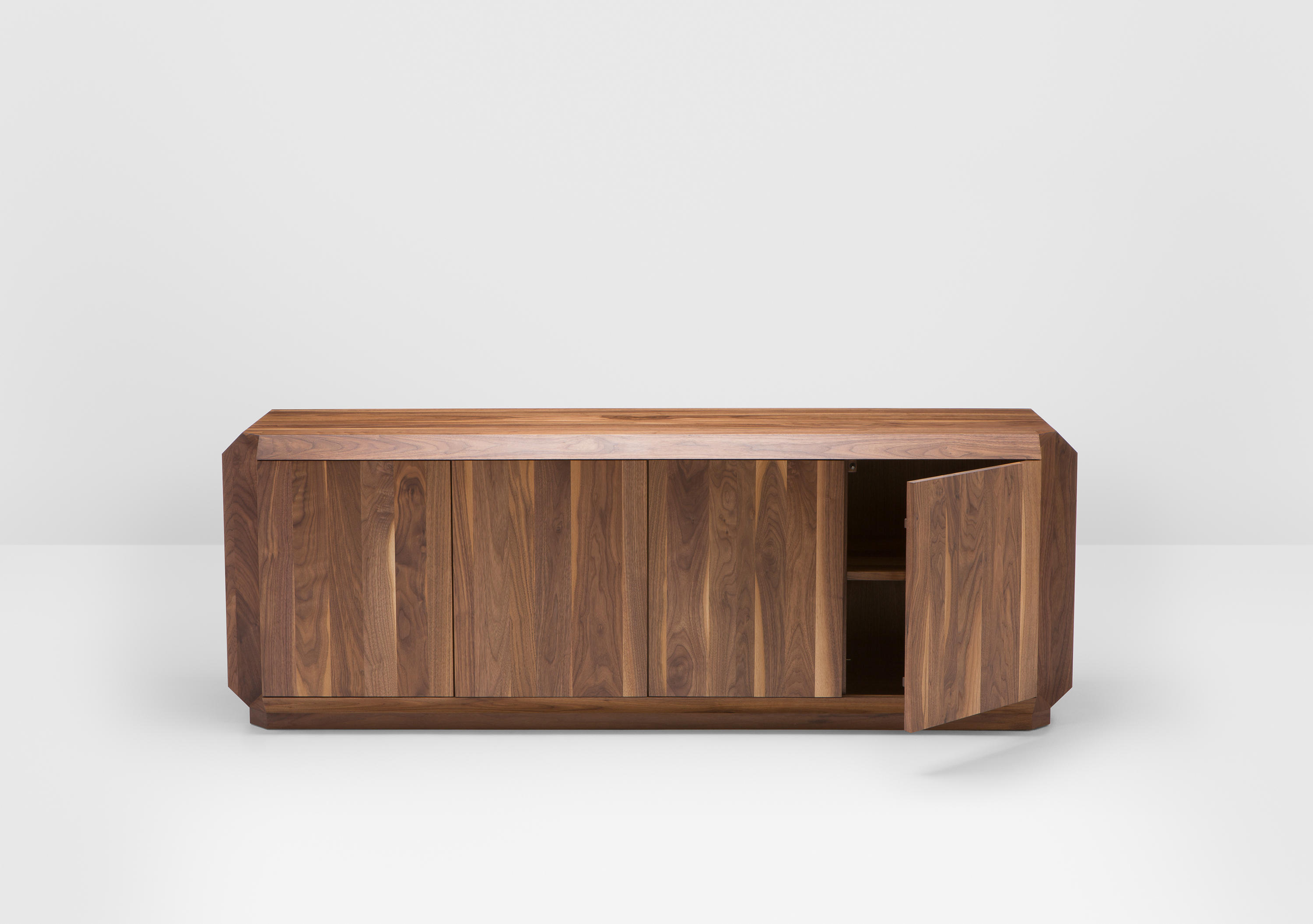Corner Sideboard – Sideboards From H Furniture | Architonic Inside Lola Sideboards (View 5 of 20)