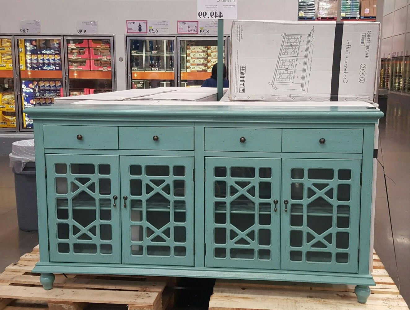 Costco Credenza | Jana C In 2019 | Costco Furniture, Home Pertaining To Knoxville Sideboards (View 6 of 20)