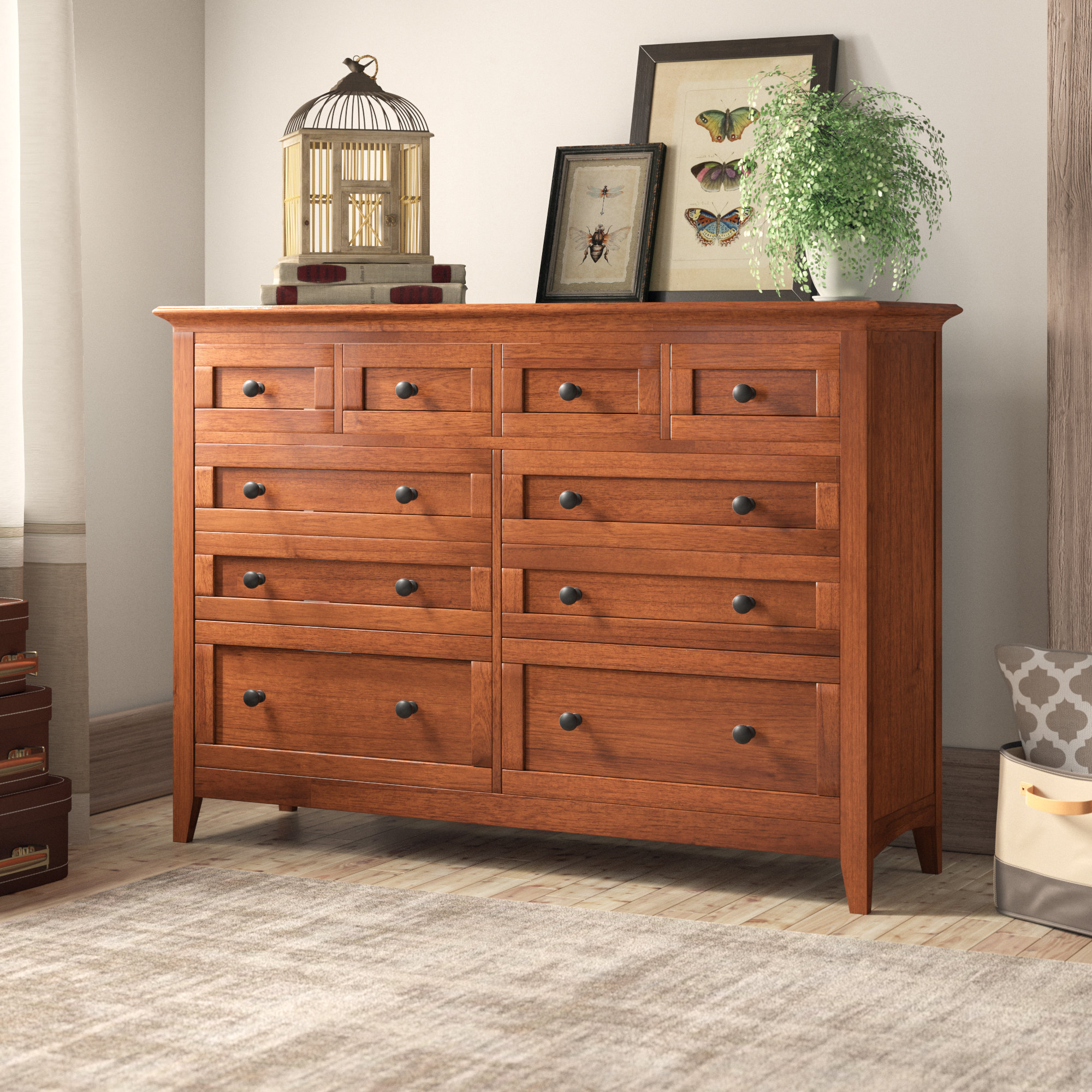 Courtdale Dresser | Wayfair With Regard To Courtdale Sideboards (View 4 of 20)