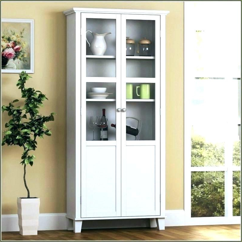 Crimmins Kitchen Pantry Pertaining To Preferred White Kitchen Pantry – Robertofloyd (View 17 of 20)