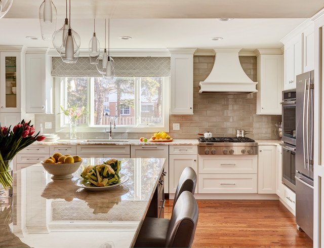 Current Blairwood Kitchen Pantry Intended For Gorgeous Kitchen Reno In Arlington Heights (View 11 of 20)