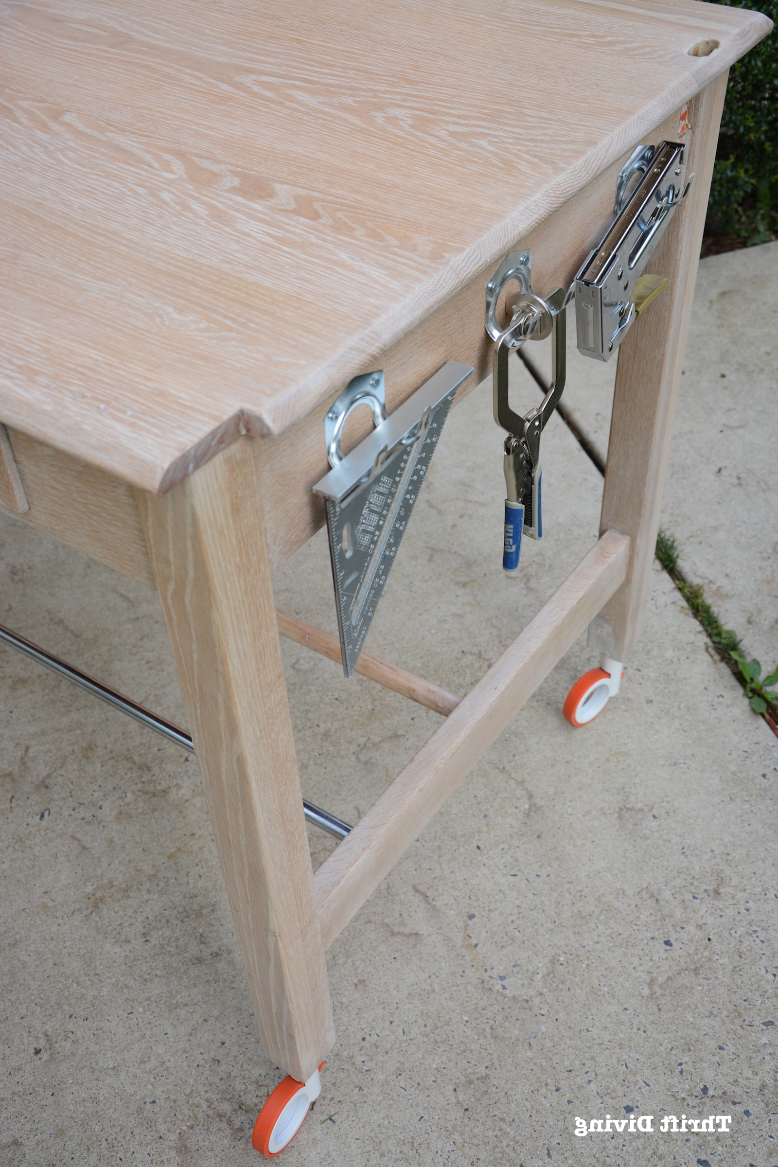 Current Handmade Whitewashed Stripped Wood Tables Pertaining To Strip Furniture: How To Create A Natural Wood Furniture Look (View 5 of 20)