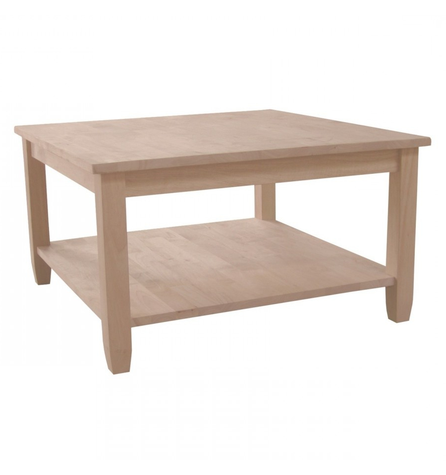 Current Paris Natural Wood And Iron 30 Inch Square Coffee Tables Intended For 57 30 Inch Square Coffee Table, Avenue Six Merge Black (View 14 of 20)