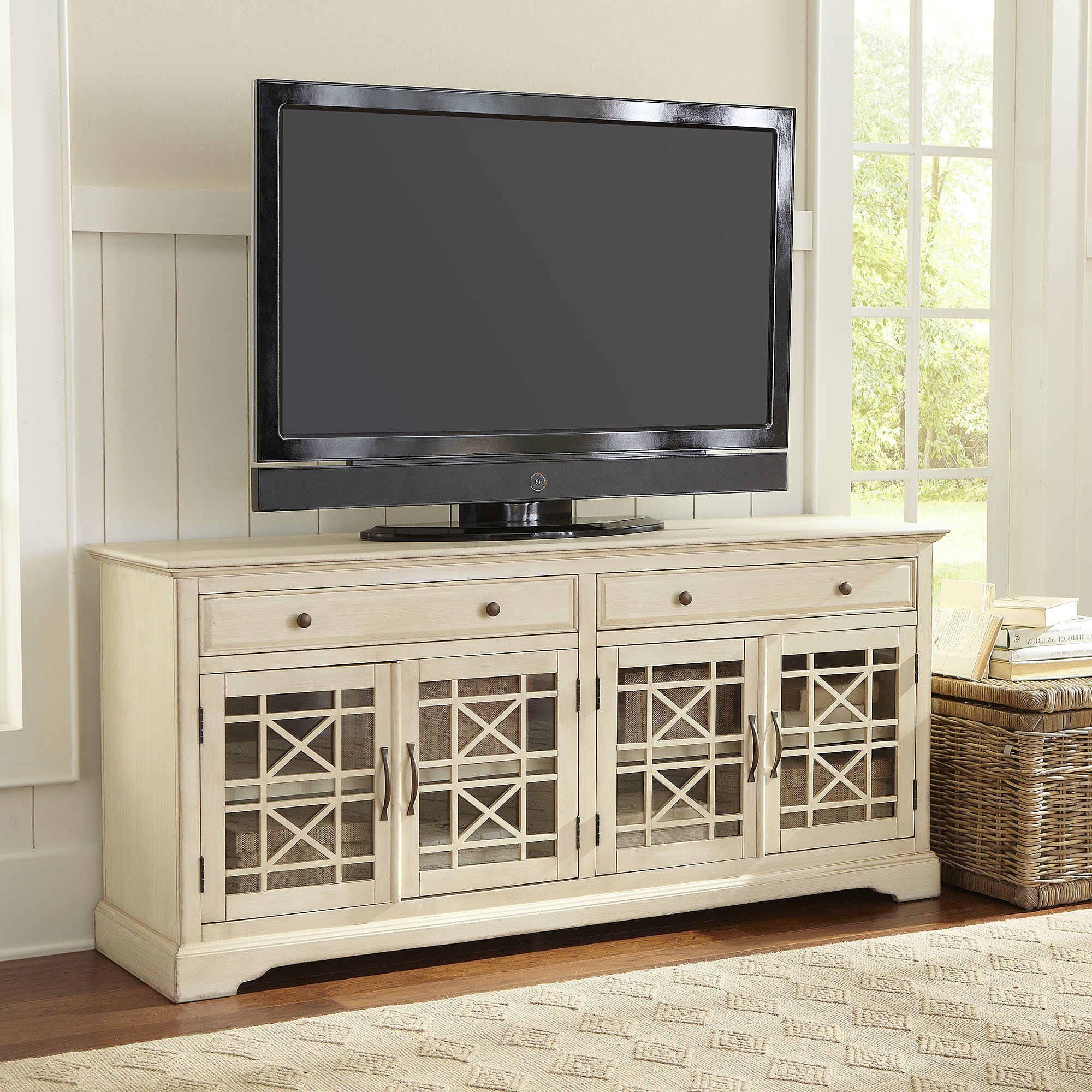 """Daisi Tv Stand For Tvs Up To 70"""" For Parmelee Tv Stands For Tvs Up To 65"""" (View 7 of 20)"""
