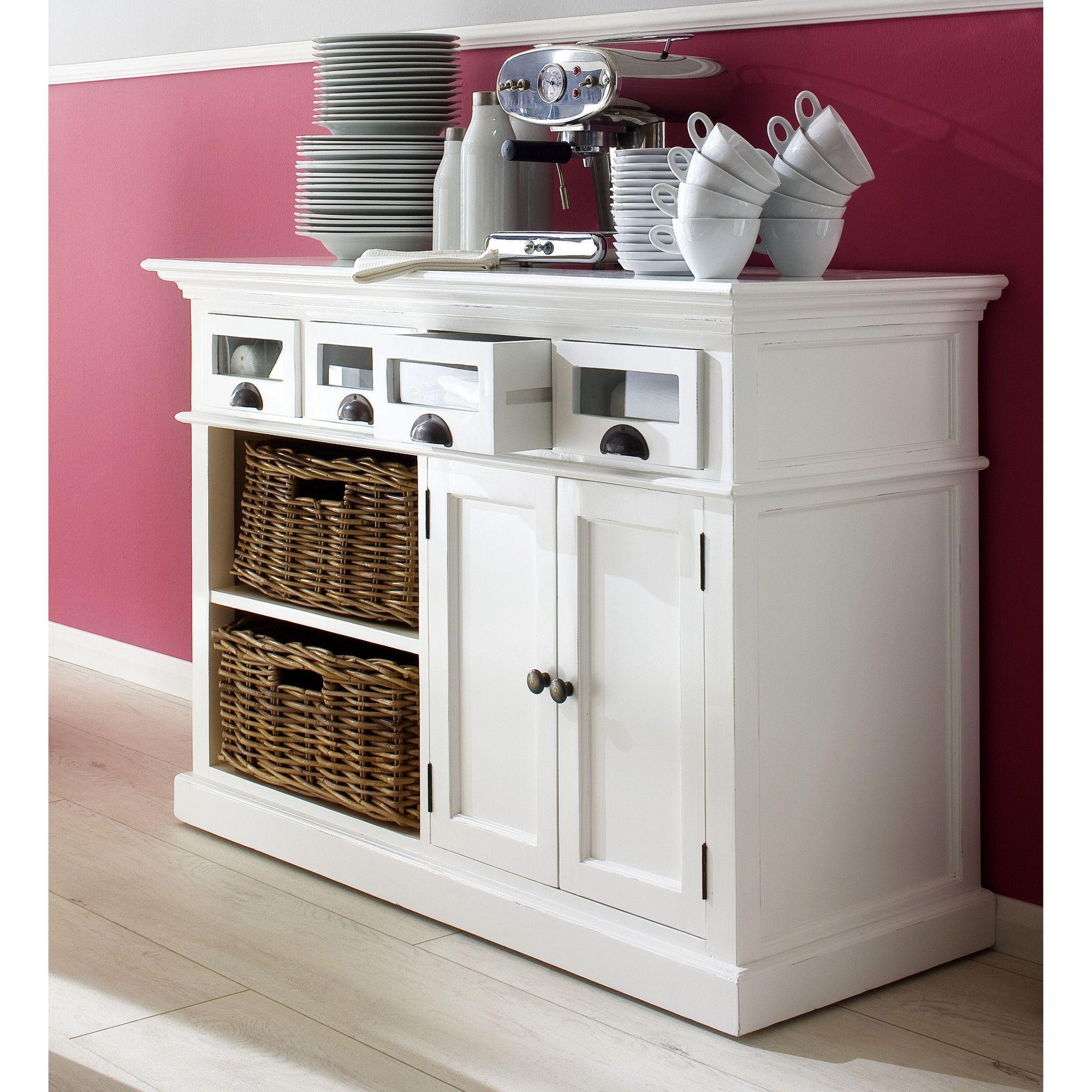 Danish Furniture | Mahogany Buffet With Double Door & 2 Inside Fugate 2 Door Credenzas (View 19 of 20)