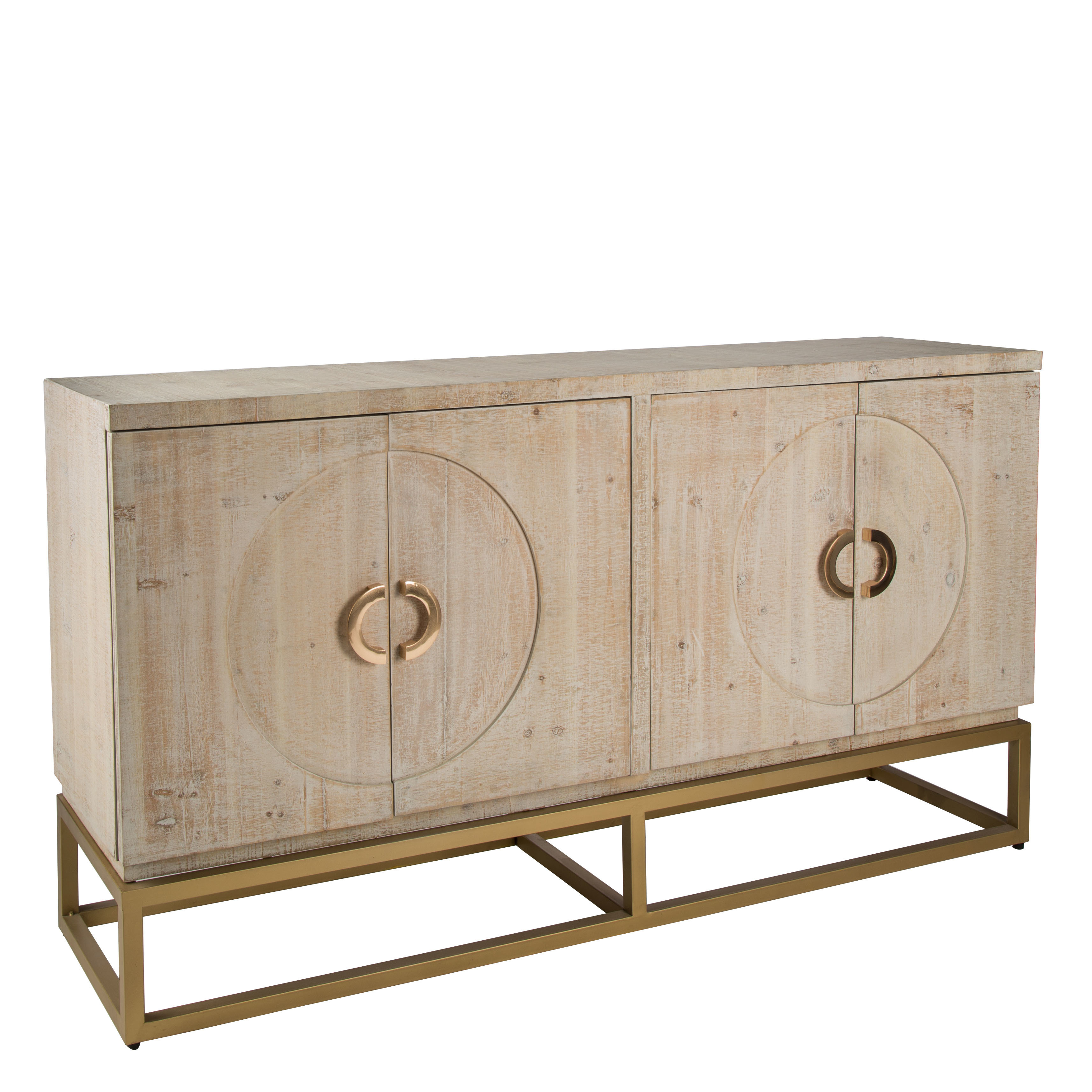 Darrius Wood Sideboard Throughout Rosson Sideboards (View 5 of 20)