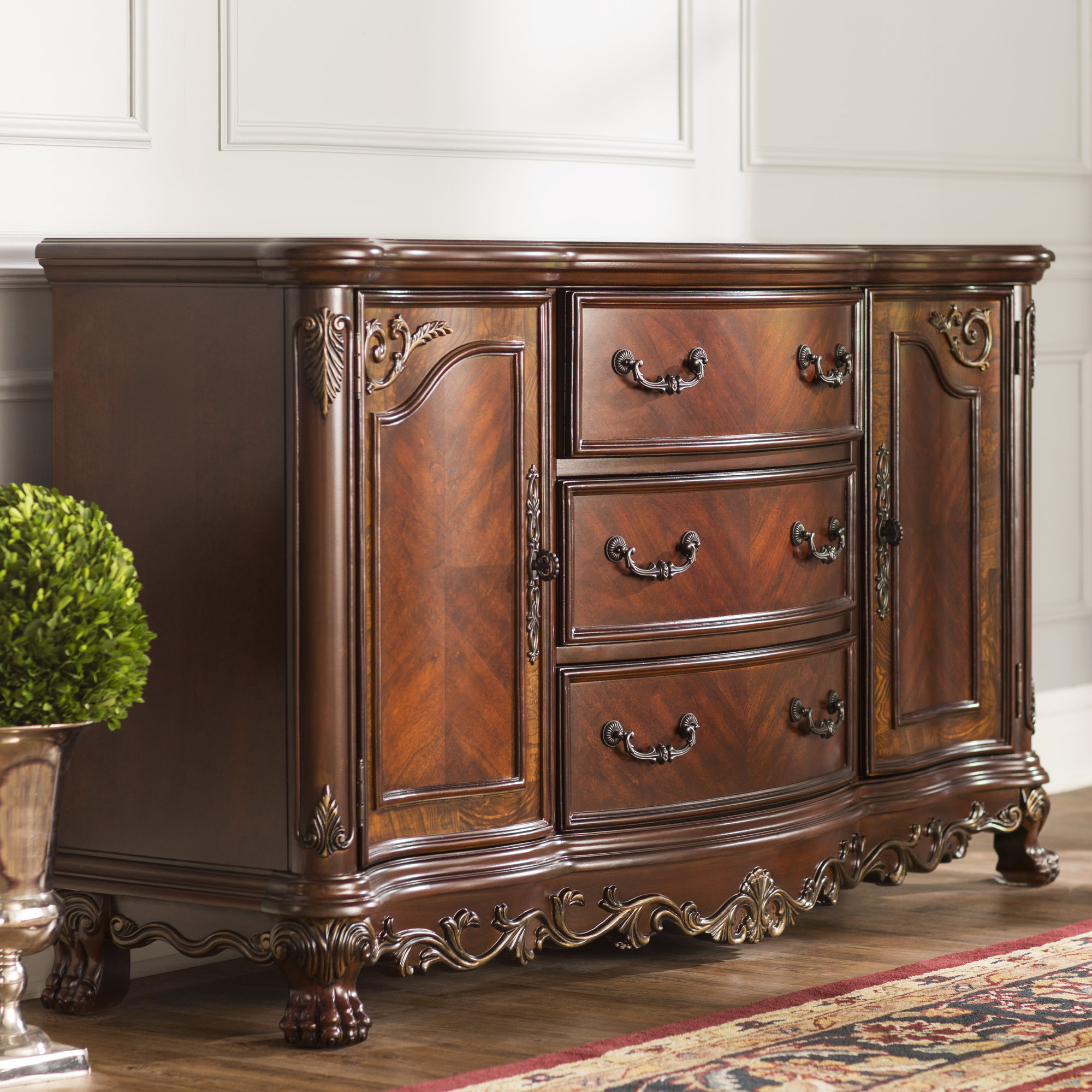Details About Astoria Grand Chalus Sideboard With Regard To Chalus Sideboards (View 2 of 20)