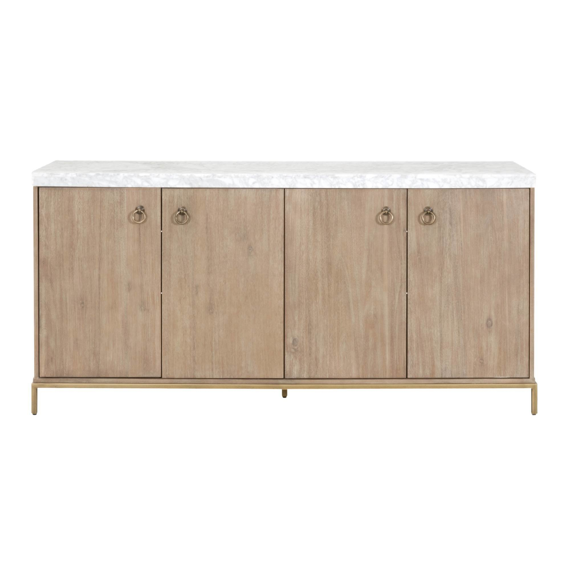 Details About Foundry Select Brookby Place Media Sideboard With Regard To Sideboards By Foundry Select (View 12 of 20)