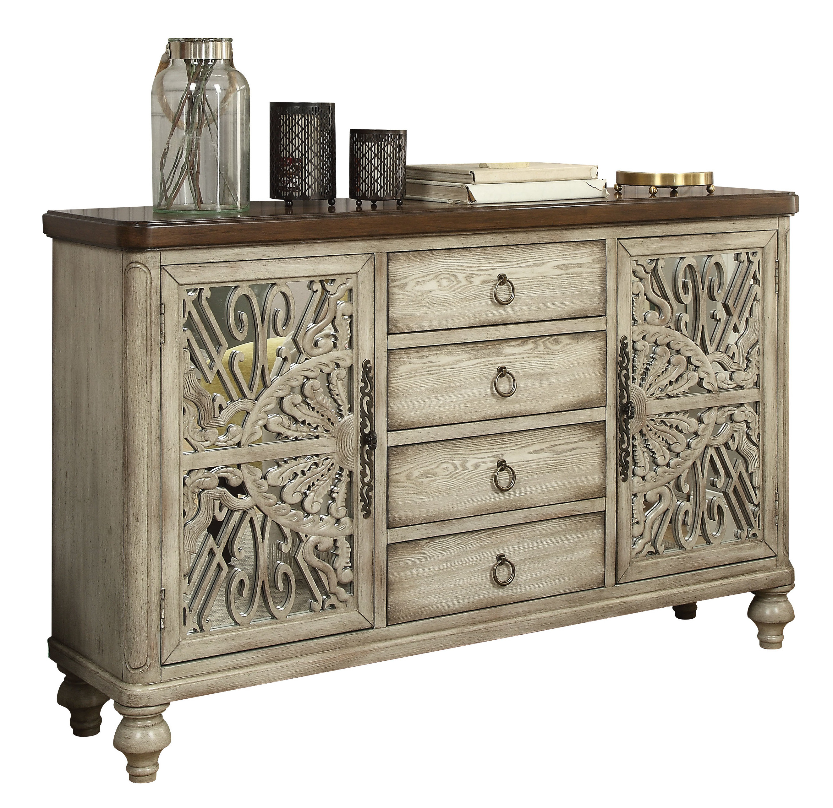 Dillen Sideboard In Giulia 3 Drawer Credenzas (View 13 of 20)