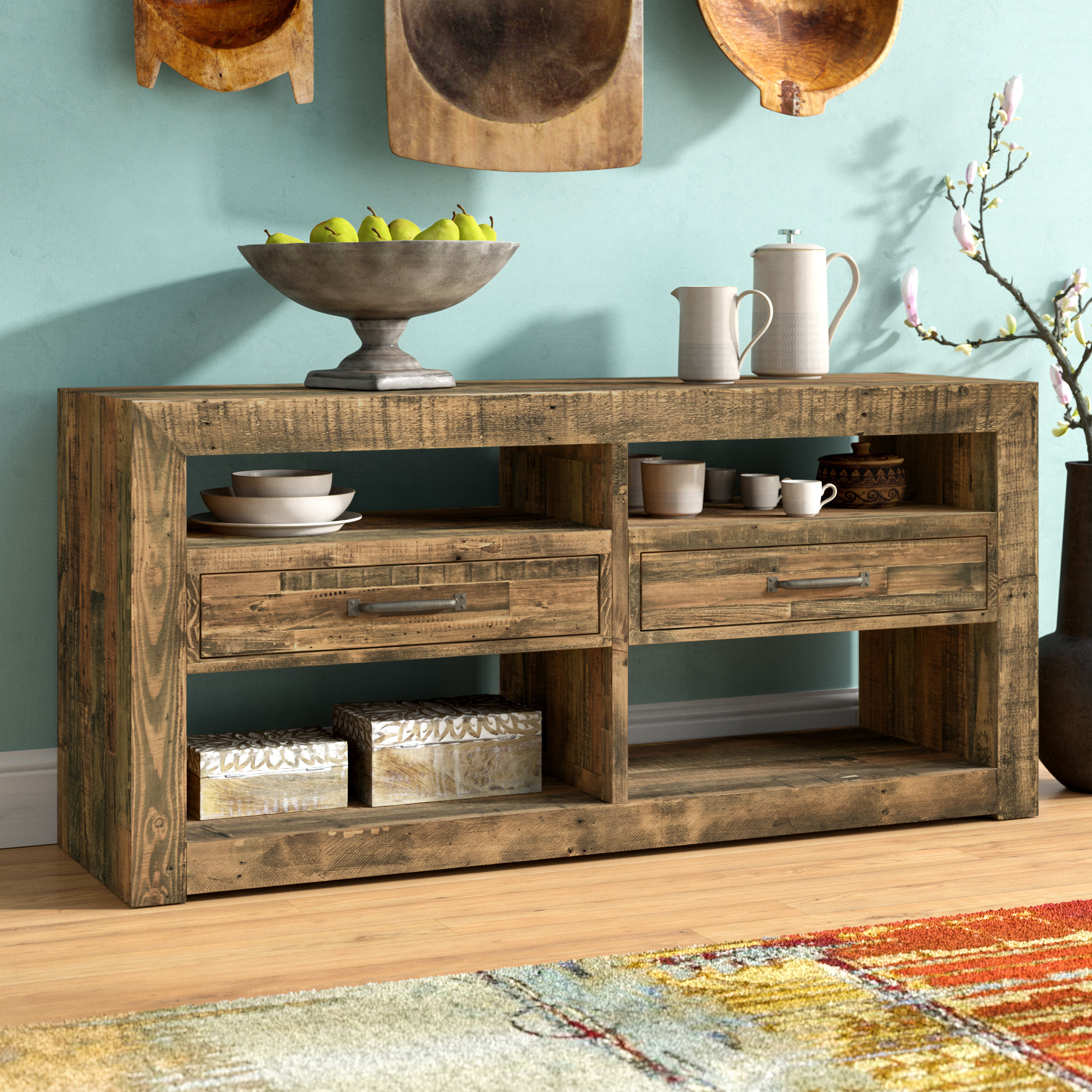 Dining Sideboards And Buffets | Wayfair Pertaining To Joyner Sideboards (View 12 of 20)